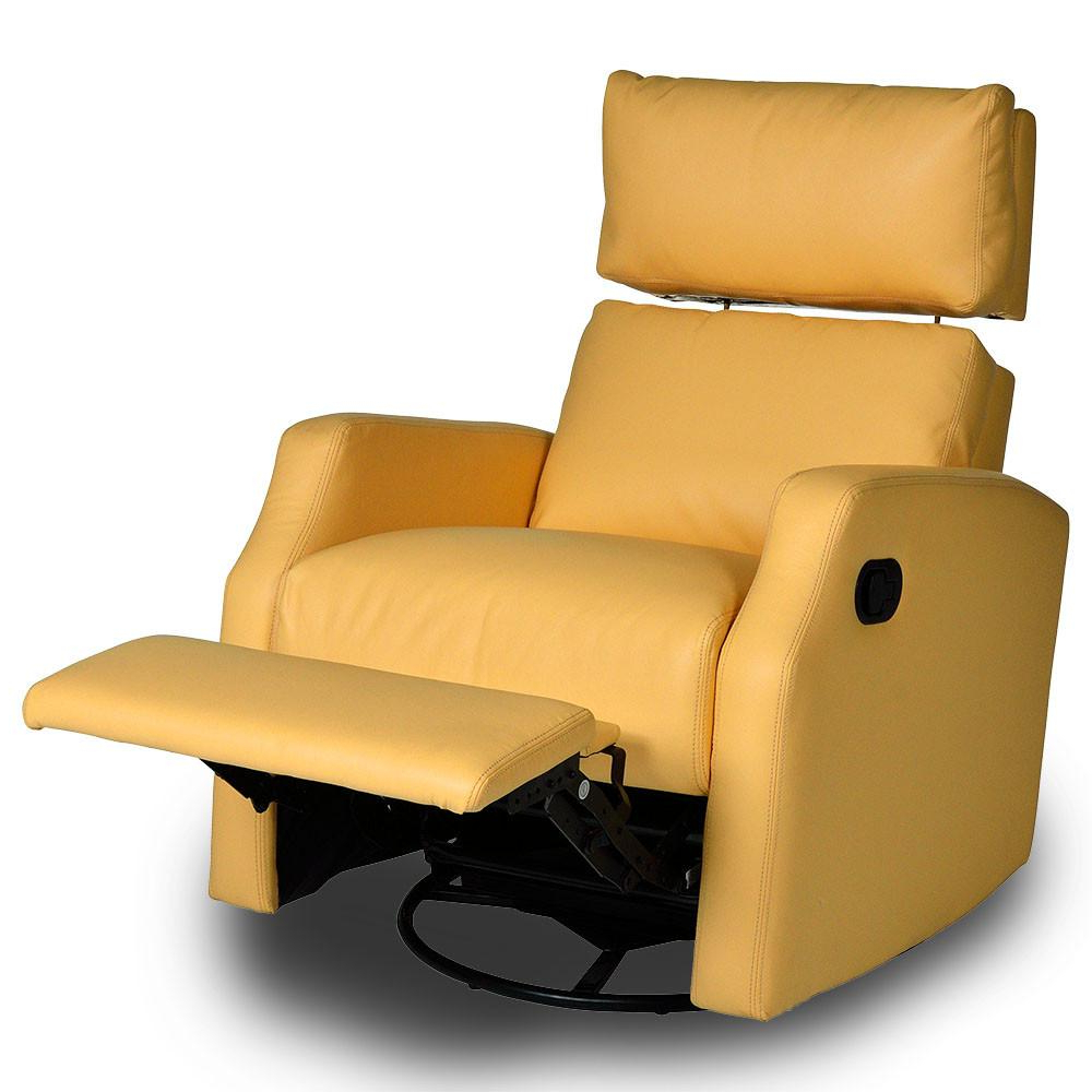 Well Known Leather Swivel Rocker Recliner And Its Benefits (View 19 of 20)