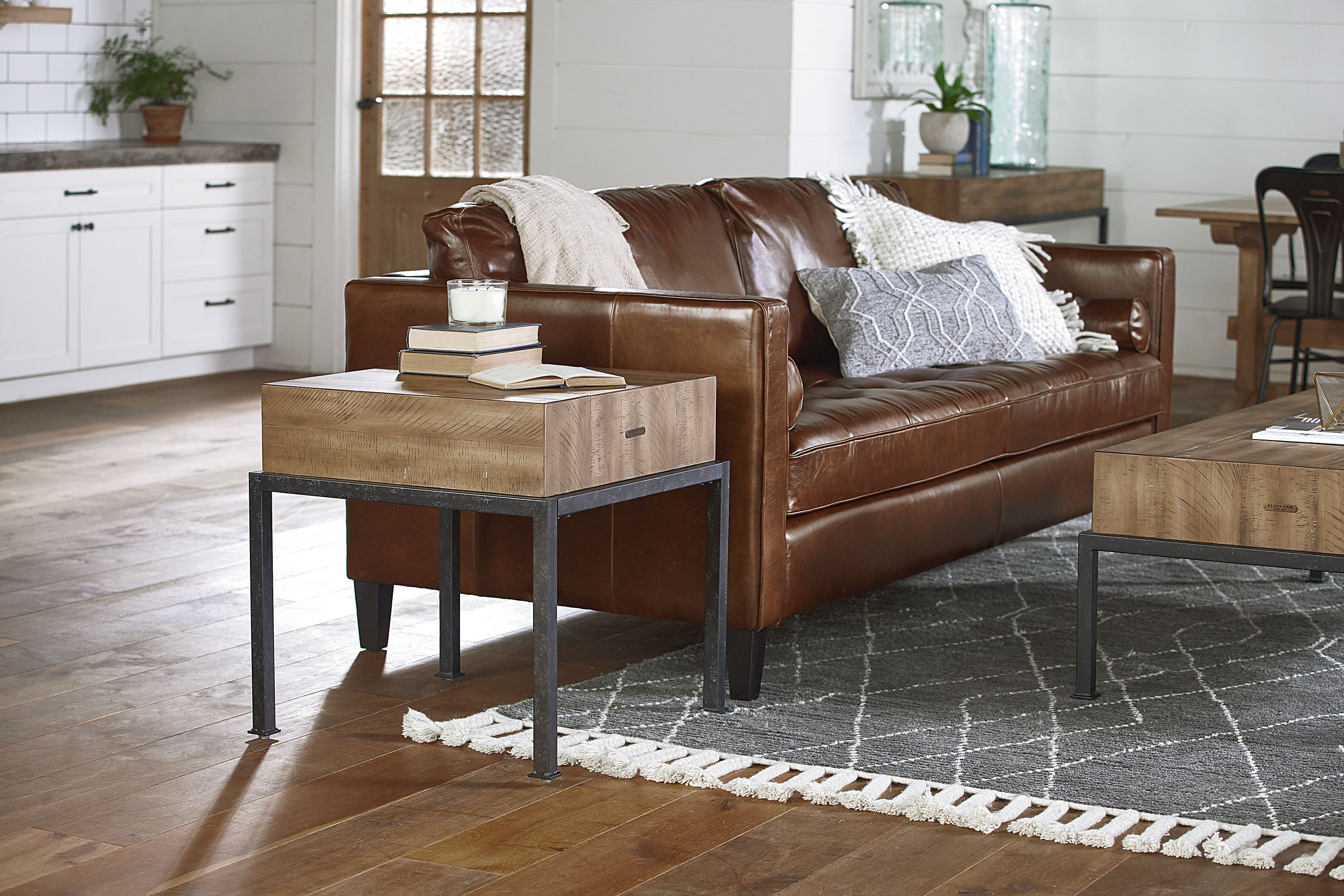 Well Known Magnolia Home Dapper Fog Sofa Chairs Pertaining To Dapper Sofa – Magnolia Home (View 19 of 20)
