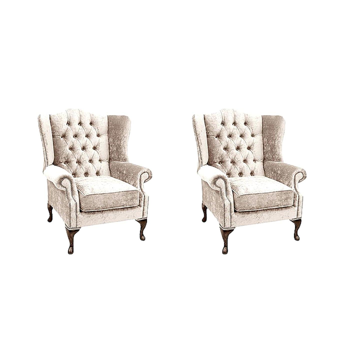 Well Known Mansfield Graphite Velvet Sofa Chairs Pertaining To Delightful Velvet Sofa Chair And Velvet Sofa 1 31 Crushed Velvet (Gallery 5 of 20)