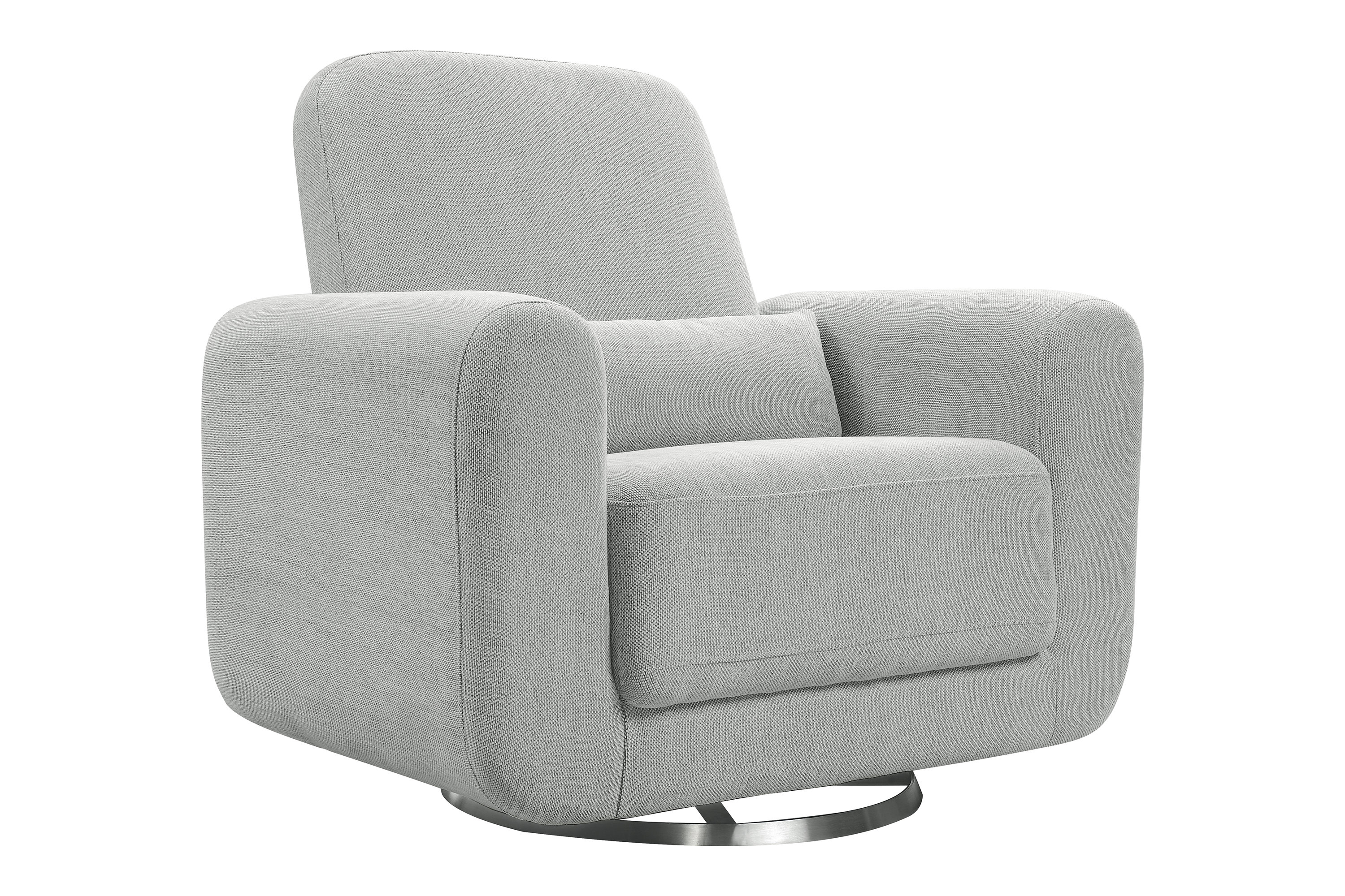 Well Known Mari Swivel Glider Recliners Inside Tuba Swivel Glider & Reviews (View 20 of 20)