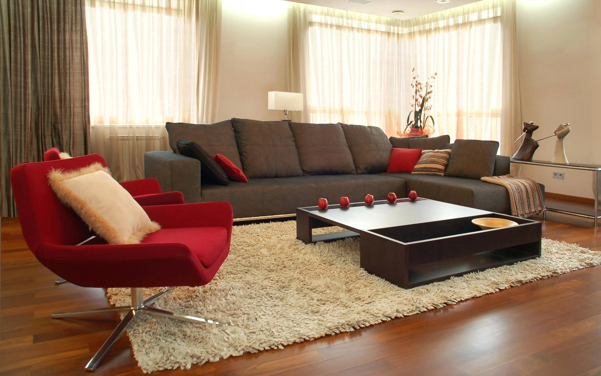 Well Known Red Chairs For Living Room Beautiful Corner Bench Living Room Design Pertaining To Red Sofas And Chairs (View 18 of 20)
