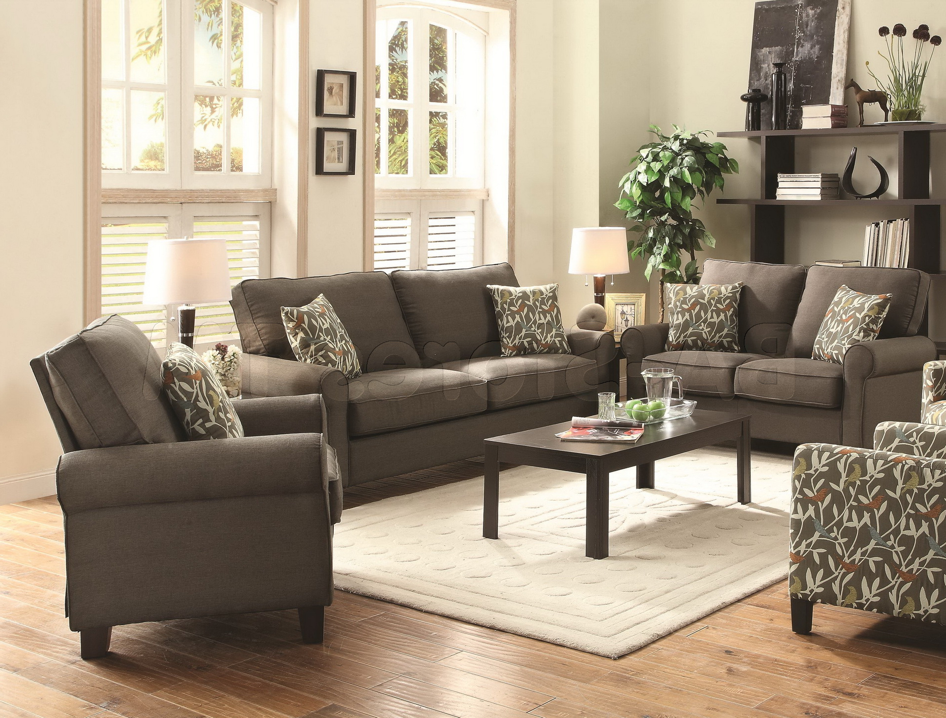 Well Known Sofa Loveseat And Chair Set In How To Find The Best Sofa Loveseat Set – Bellissimainteriors (View 19 of 20)