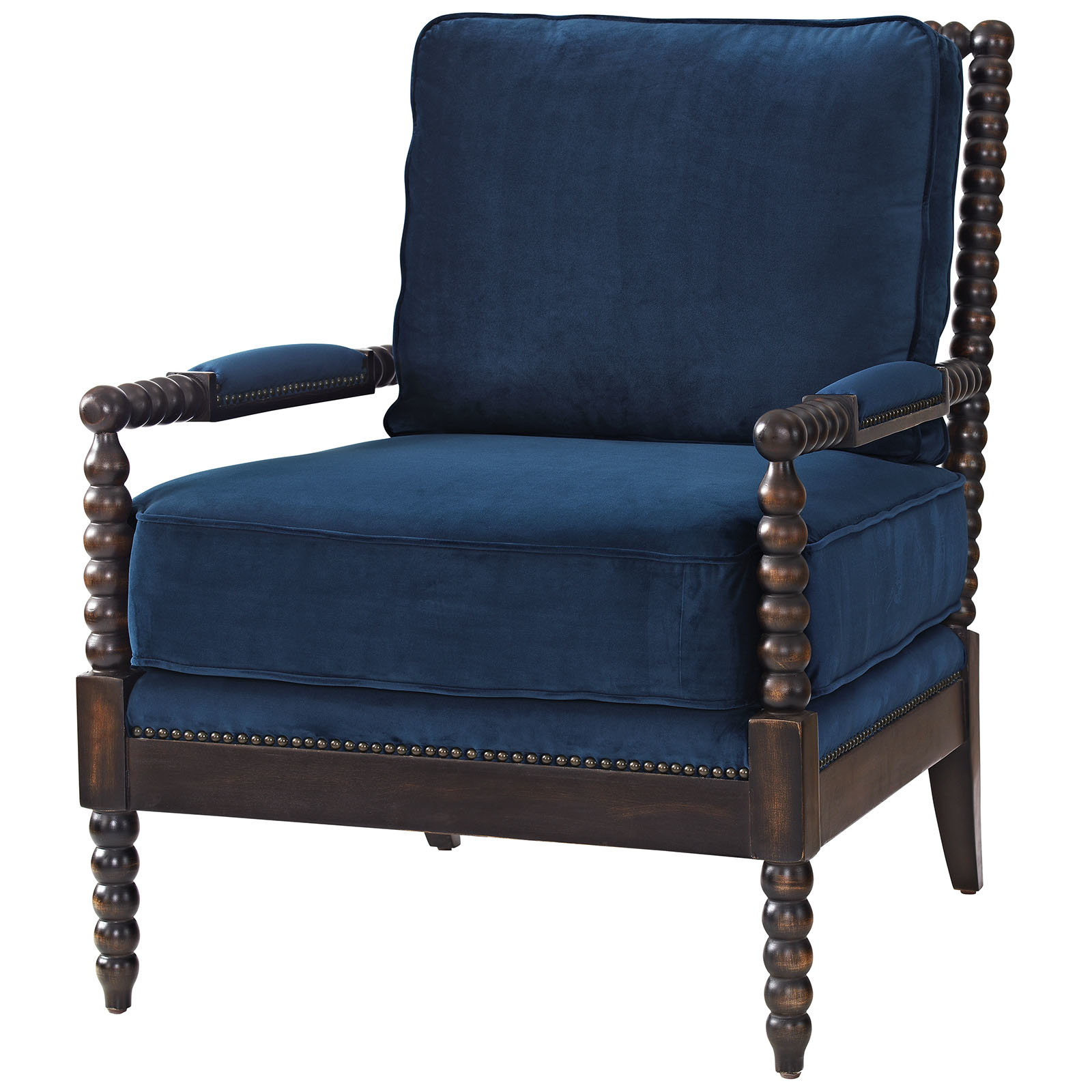 Well Liked Katrina Blue Swivel Glider Chairs Within Darby Home Co Areyanna Armchair (Gallery 14 of 20)