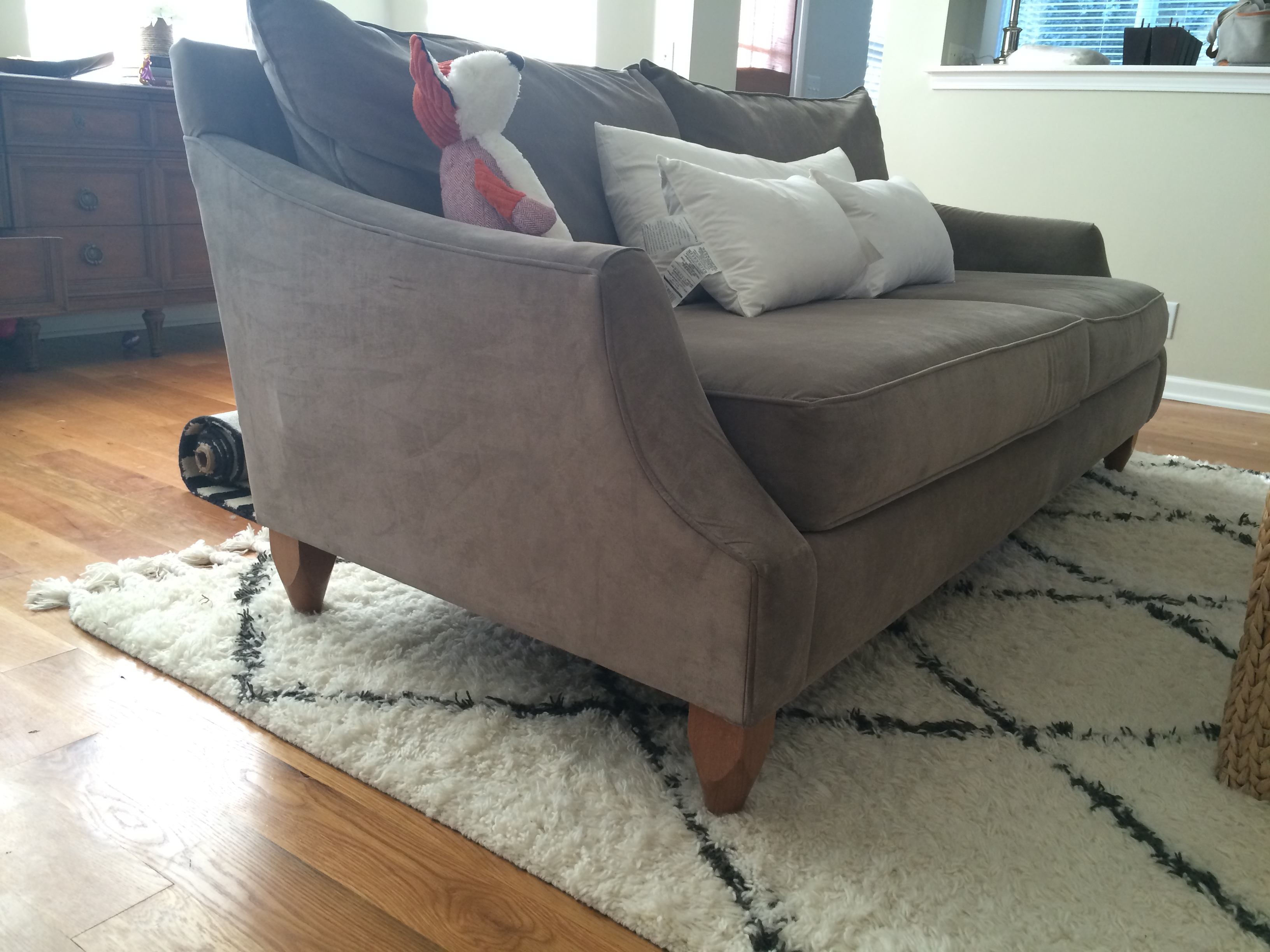 West Elm Tillary Sofa (View 17 of 20)