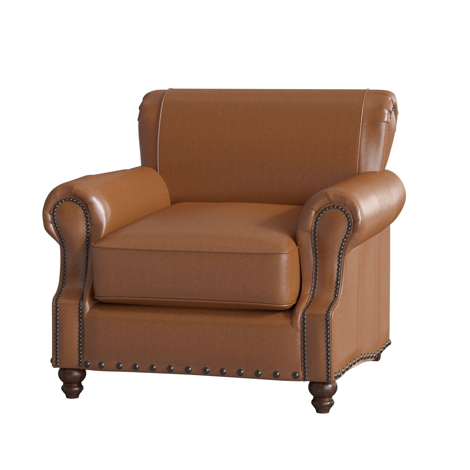 Widely Used Landry Sofa Chairs With Regard To Birch Lane™ Heritage Landry Club Chair & Reviews (View 14 of 20)