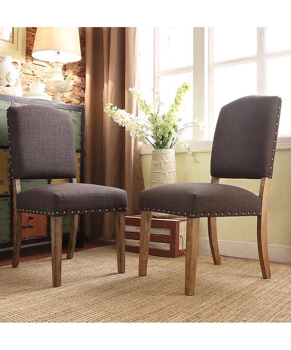 Zulily In Mansfield Beige Linen Sofa Chairs (View 20 of 20)