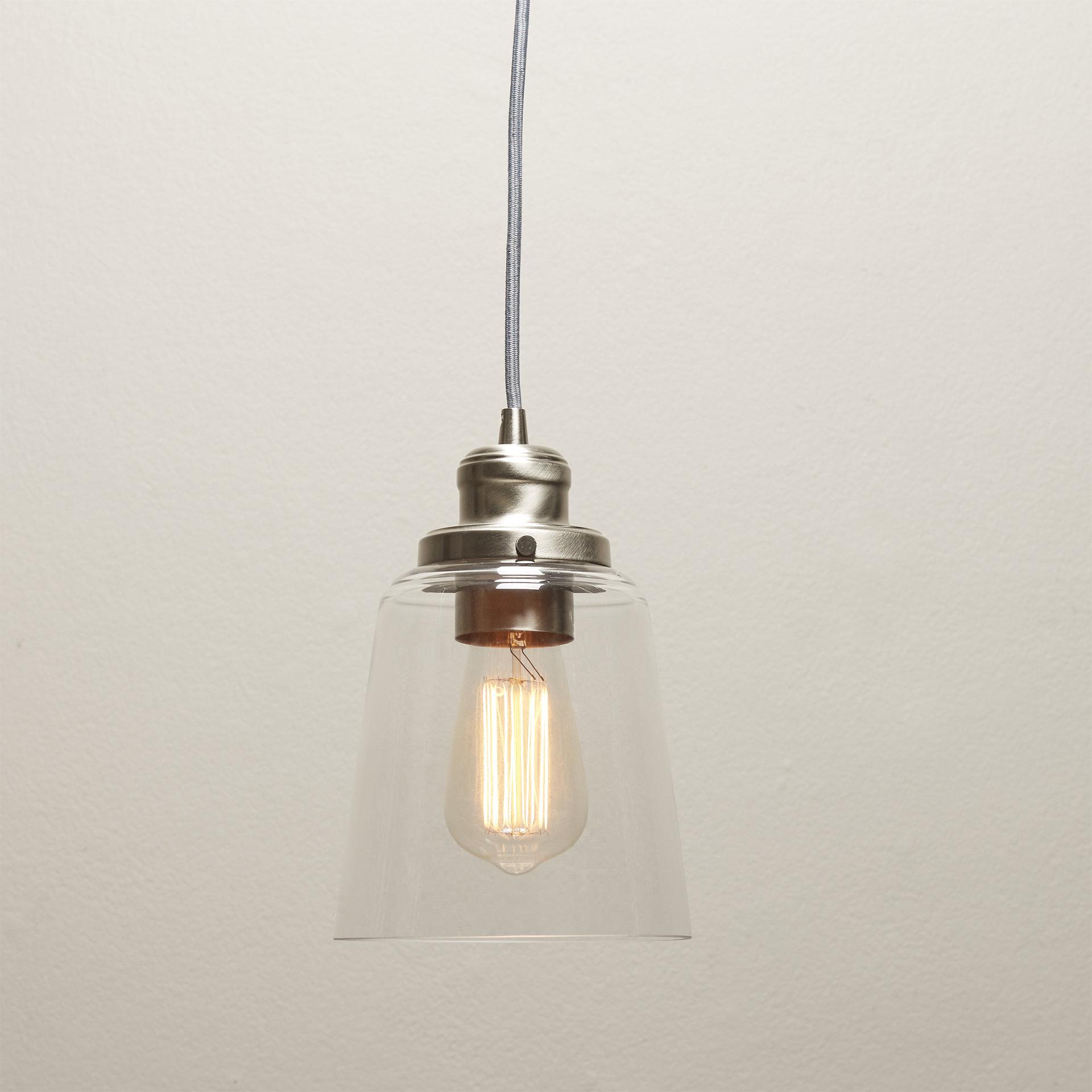 1 Light Single Bell Pendant For Preferred Bundaberg 1 Light Single Bell Pendants (View 1 of 20)