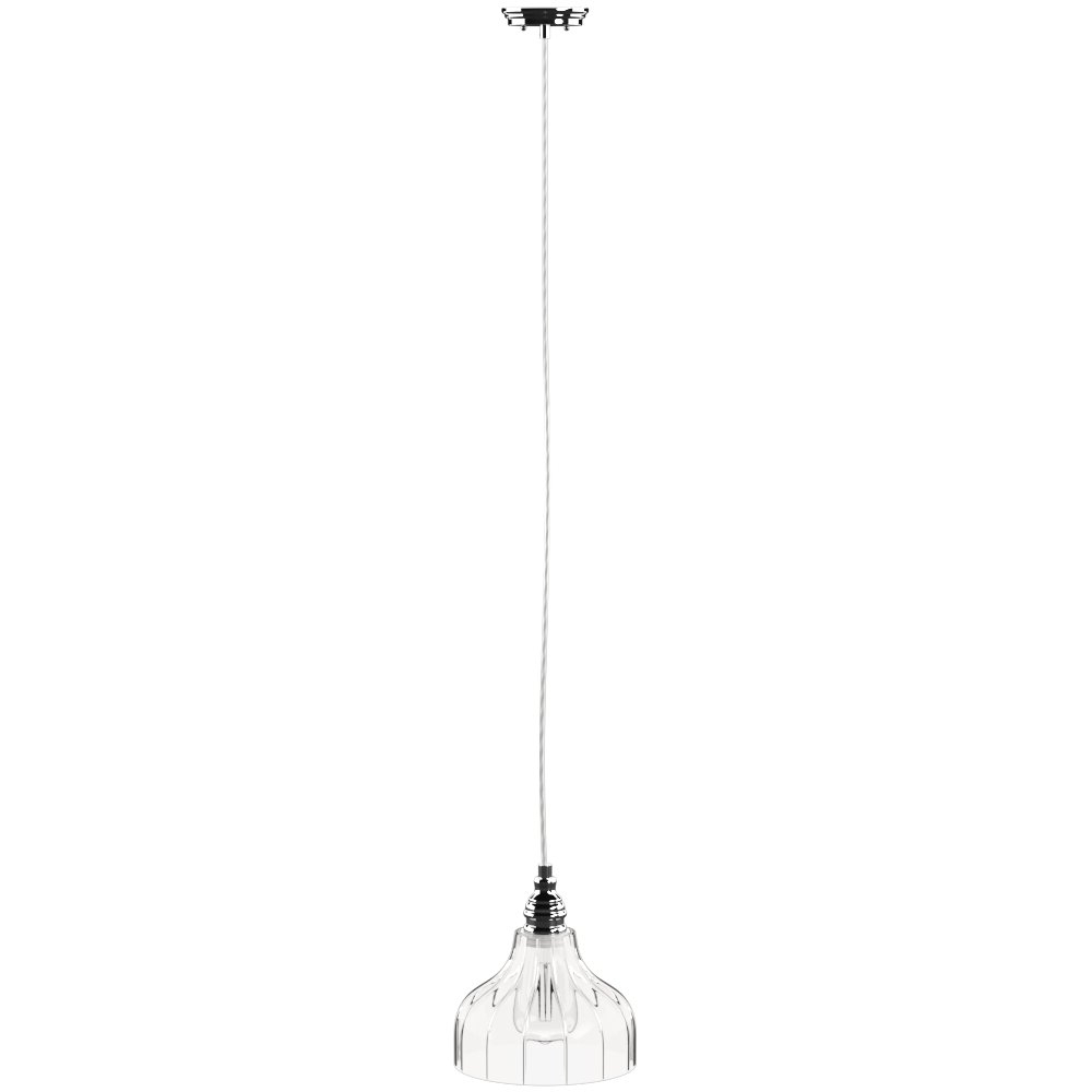 1 Light Single Dome Pendant Inside Well Known Yarger 1 Light Single Bell Pendants (View 1 of 20)