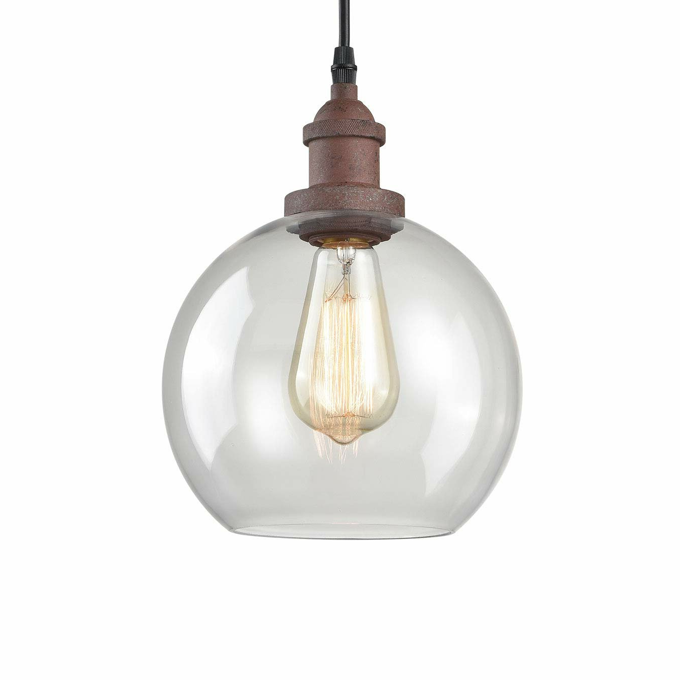 2019 Breakwater Bay Wimberley 1 Light Pendant Within Kimsey 1 Light Teardrop Pendants (Gallery 7 of 20)