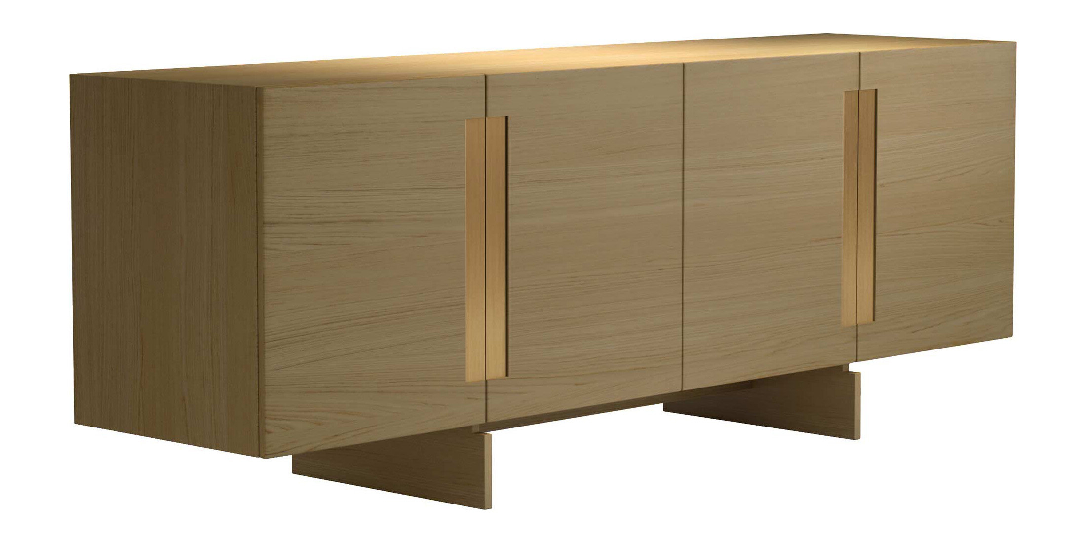 2019 Brixton Sideboard Inside Wendell Sideboards (View 2 of 20)