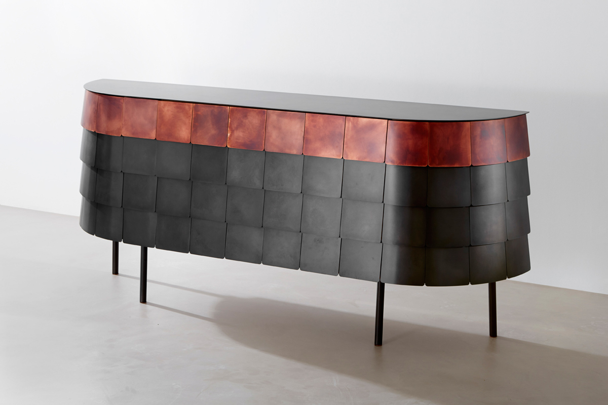 2019 Castelli Sideboards For Yoroi Sideboardalessandro Masturzo For De Castelli (Gallery 10 of 20)