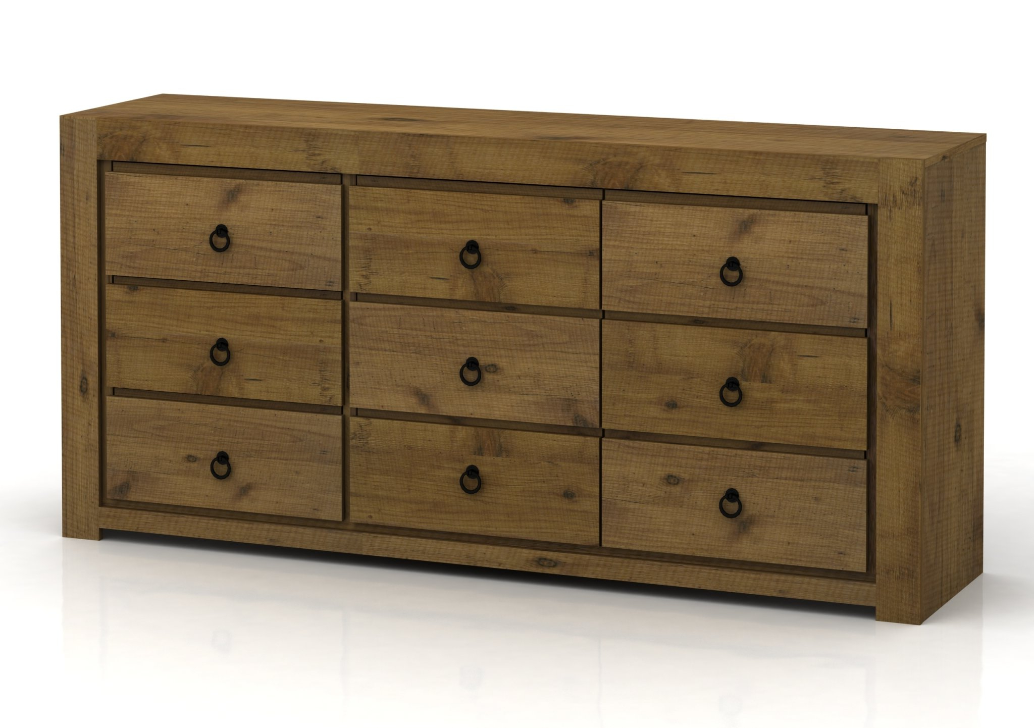 2019 Drummond 3 Drawer Sideboards For Haymana Sideboard (View 1 of 20)