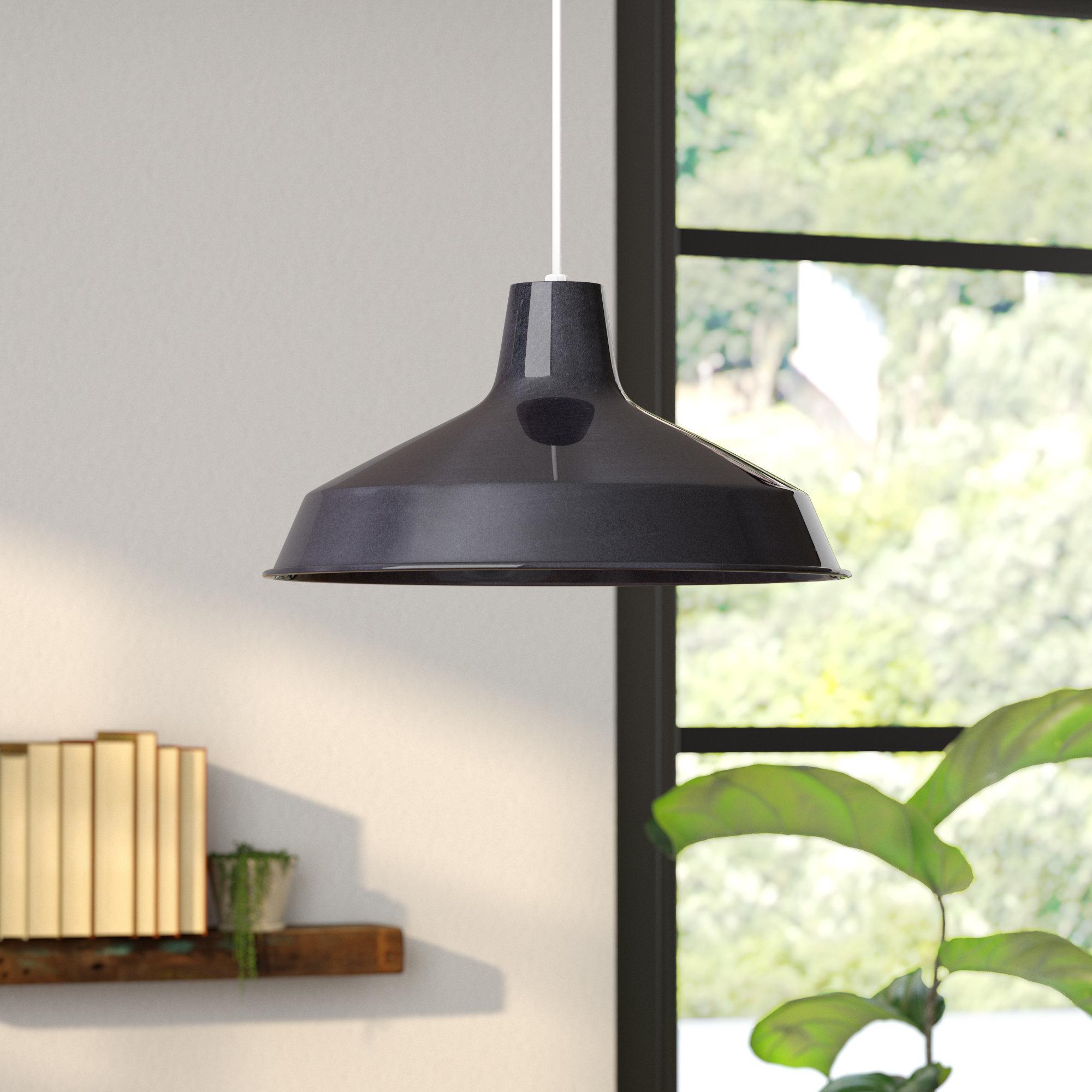 Featured Photo of Gattis 1 Light Dome Pendants