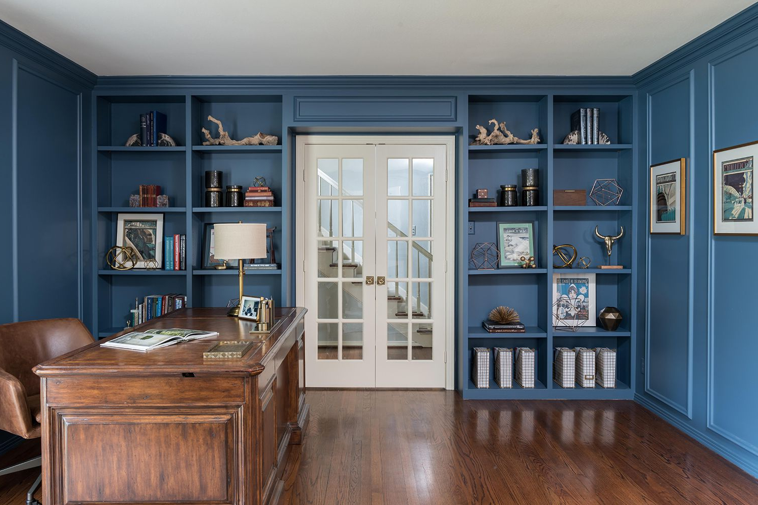 2019 Kara 4 Door Accent Cabinets Throughout 25 Stylish Built In Bookshelves – Floor To Ceiling Shelving (Gallery 19 of 20)