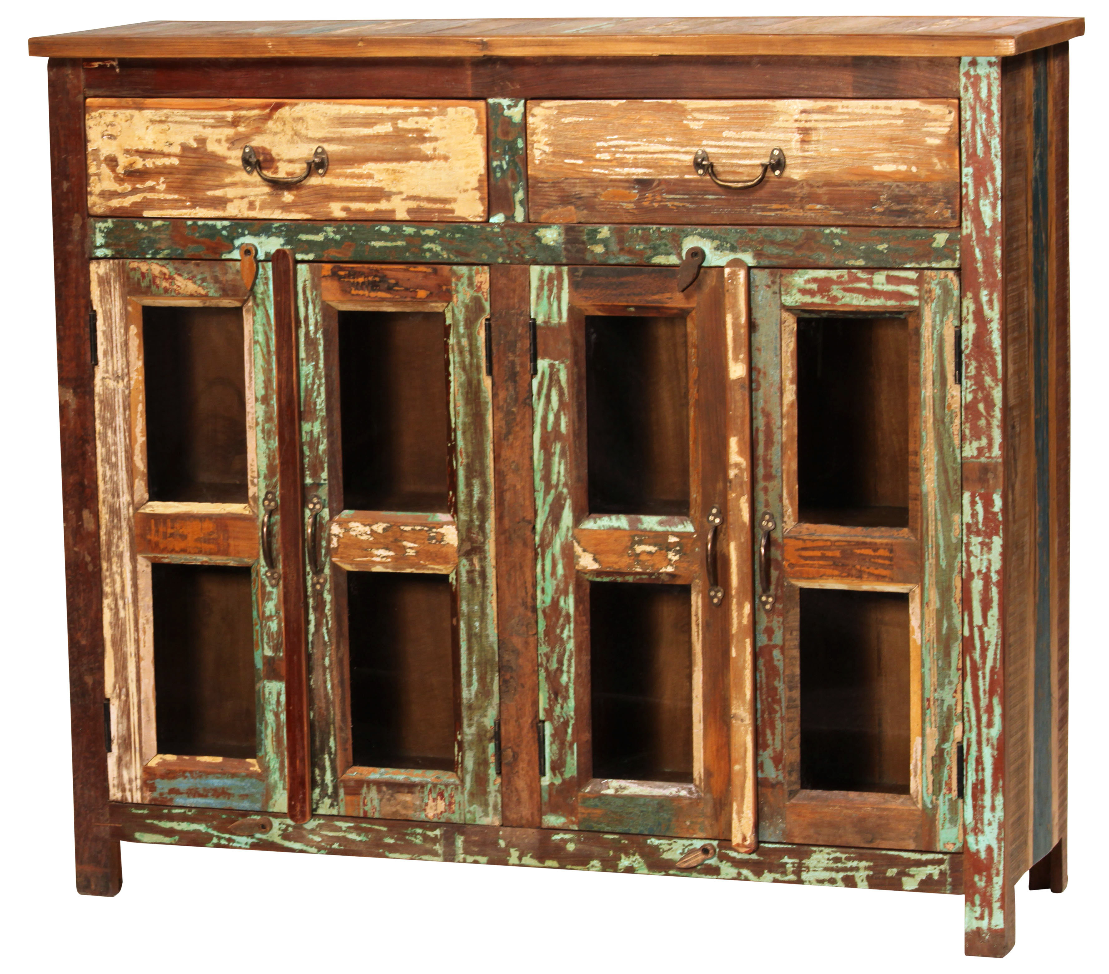 2019 Nantucket 2 Drawer 4 Door Sideboard With Mcdonnell Sideboards (View 1 of 20)