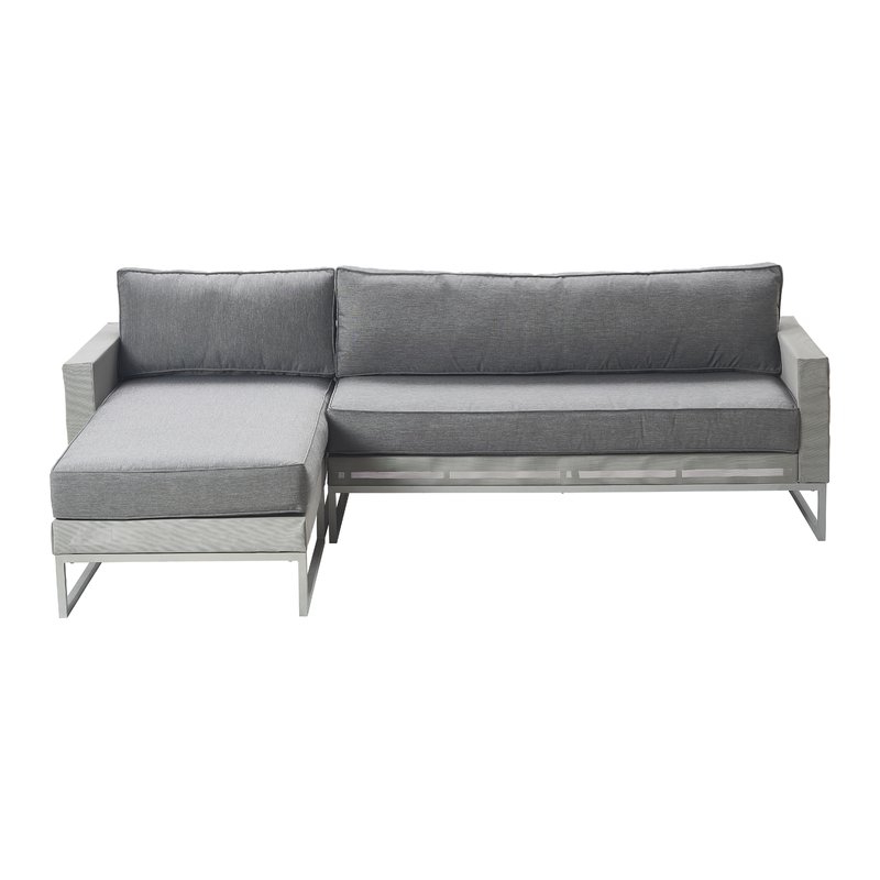 2019 Paloma Sectionals With Cushions Regarding Tropez Patio Sectional With Cushions (View 2 of 20)