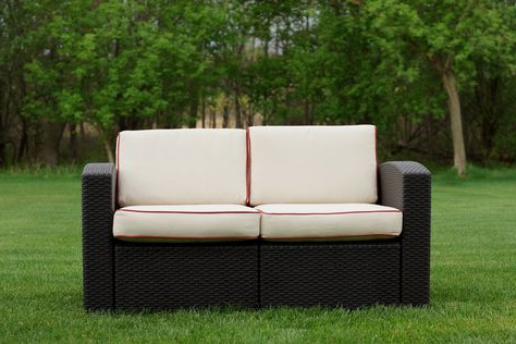 2019 Pinterest – Пинтерест Intended For Mendelson Loveseats With Cushion (View 2 of 20)
