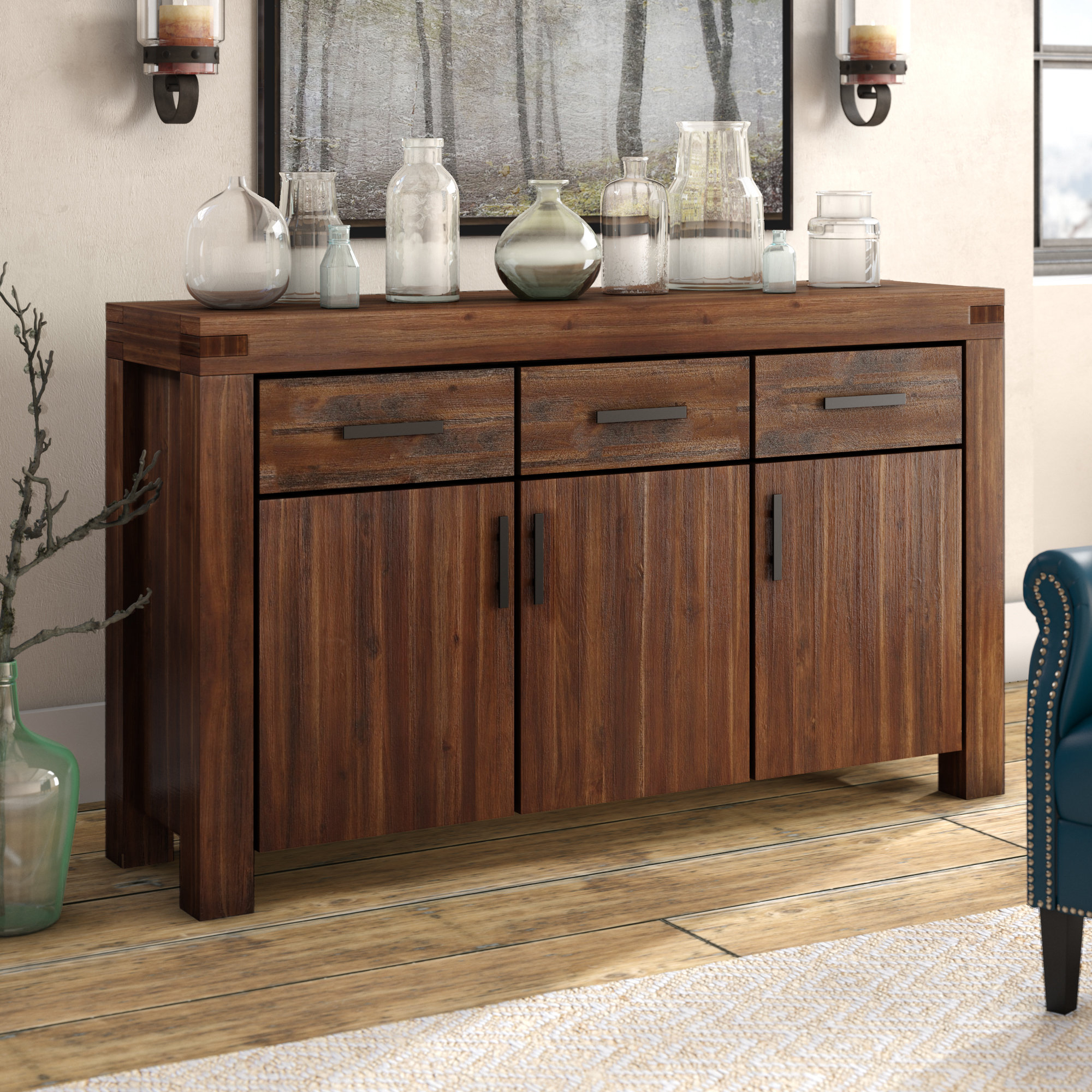 2019 Sayles Sideboards Intended For Gibson Sideboard (View 1 of 20)