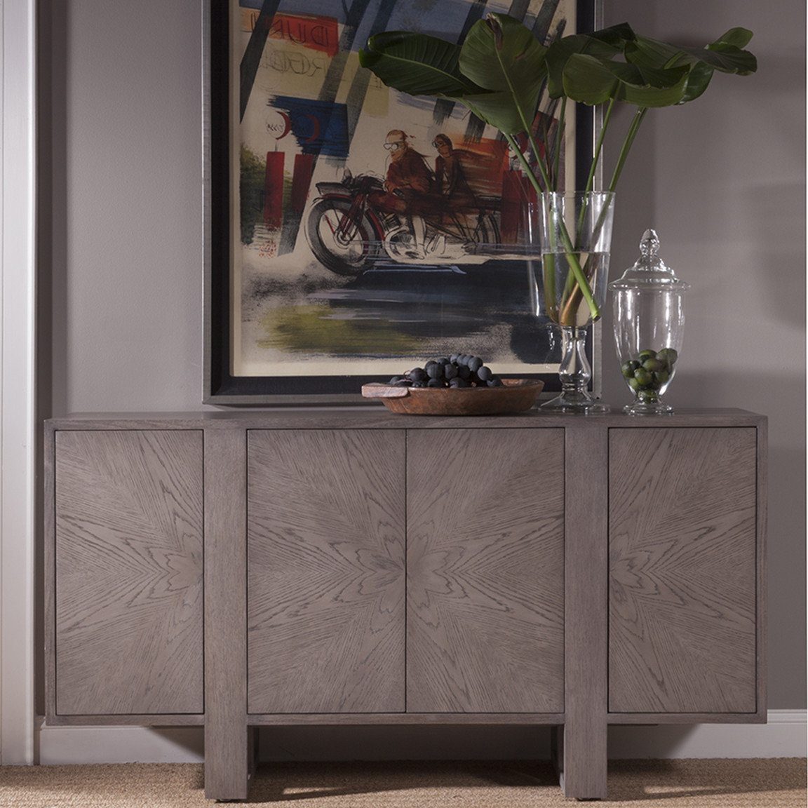 2019 Signature Designs Credenza Within Barr Credenzas (View 7 of 20)