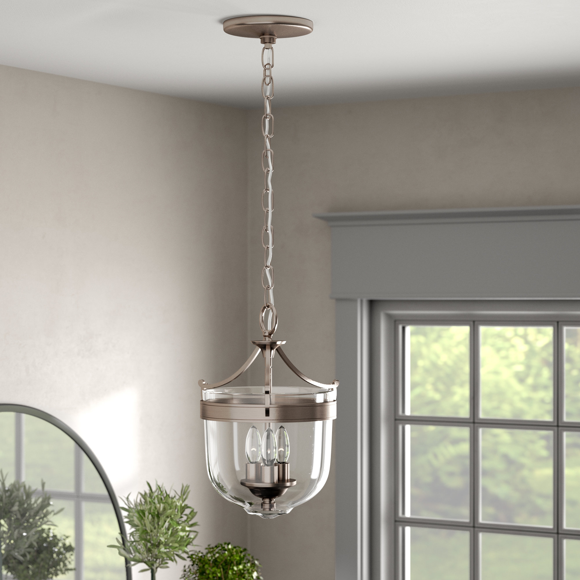 2019 Spokane 1 Light Single Urn Pendants Throughout Small Urn Pendant Lighting (View 2 of 20)