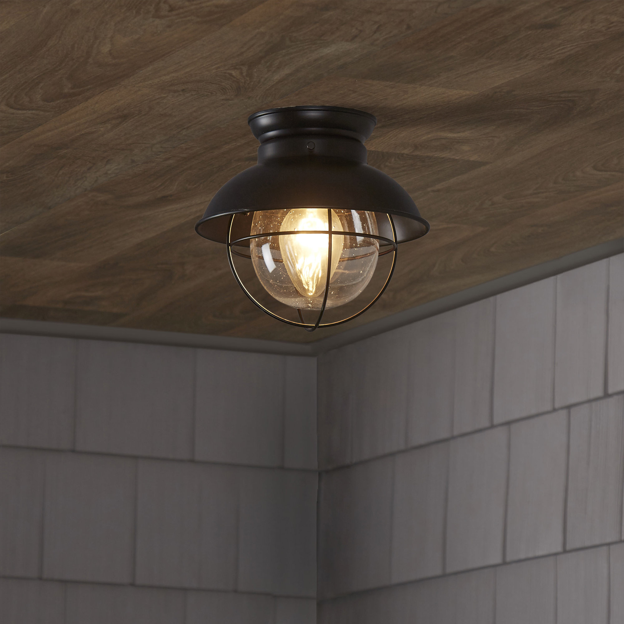 2020 Beachcrest Home Mueller 1 Light Single Dome Pendant Pertaining To Mueller 1 Light Single Dome Pendants (Gallery 7 of 20)