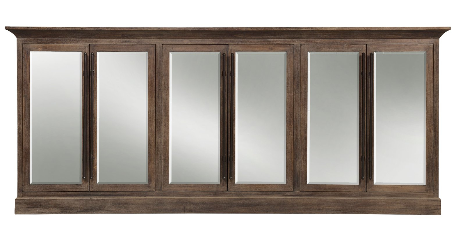 2020 Big Save Foundry Select Offer Currahee 6 Door Sideboard *wow* Regarding Sideboards By Foundry Select (Gallery 6 of 20)
