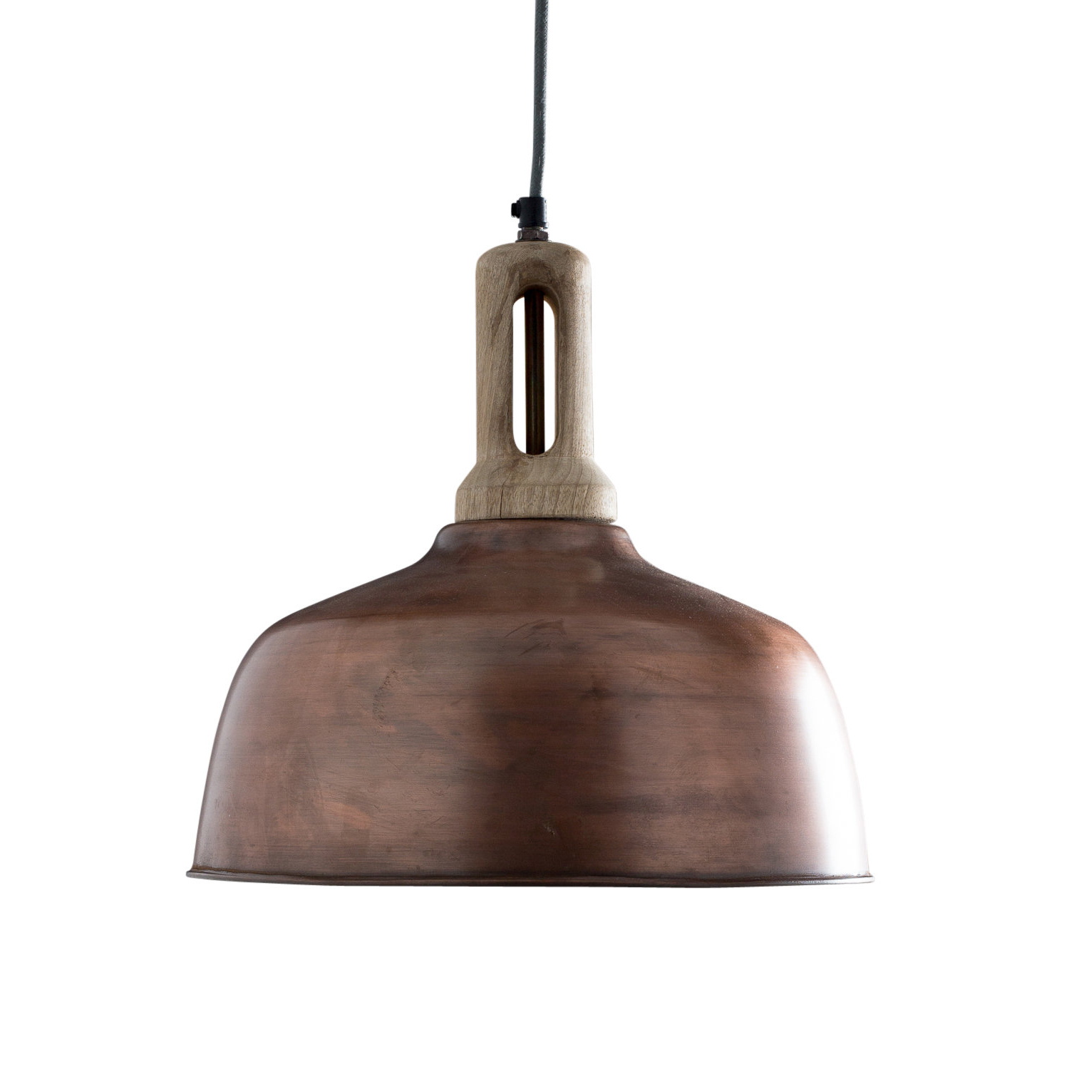 2020 Conover 1 Light Dome Pendants Throughout Glenam 1 Light Dome Pendant (Gallery 11 of 20)