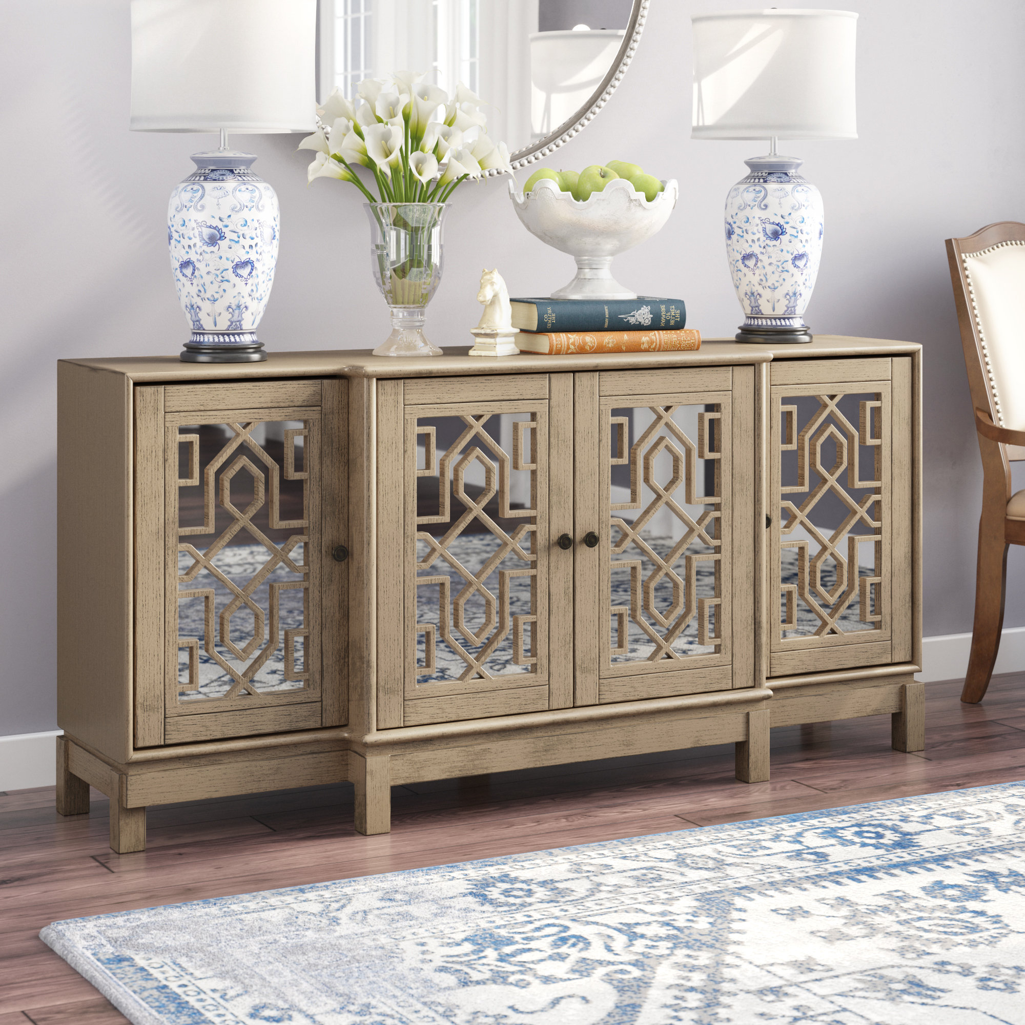 2020 Deana Credenzas Regarding Kitchen Credenza (View 17 of 20)