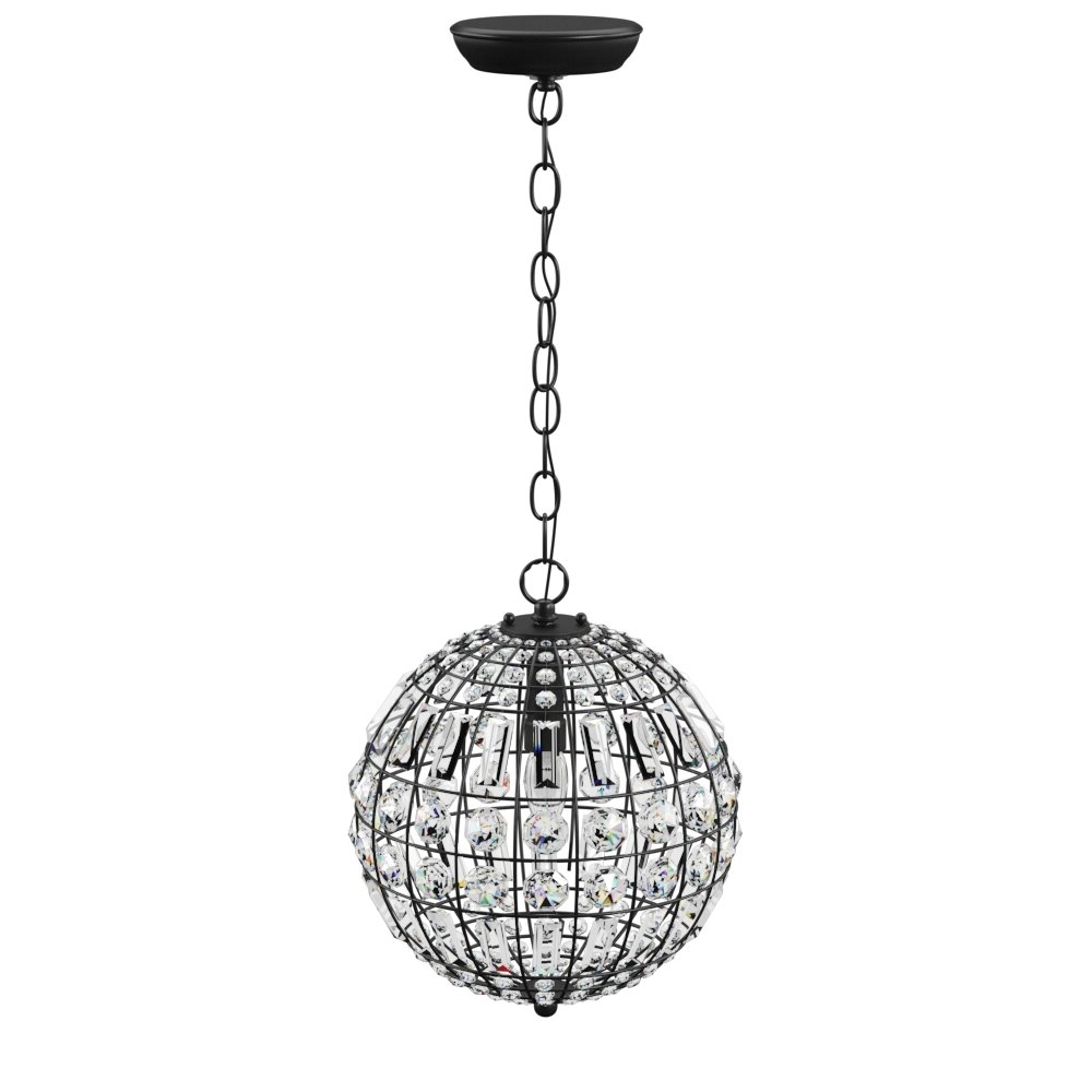 2020 Elivra 1 Light Single Globe Pendant With Spokane 1 Light Single Urn Pendants (Gallery 10 of 20)