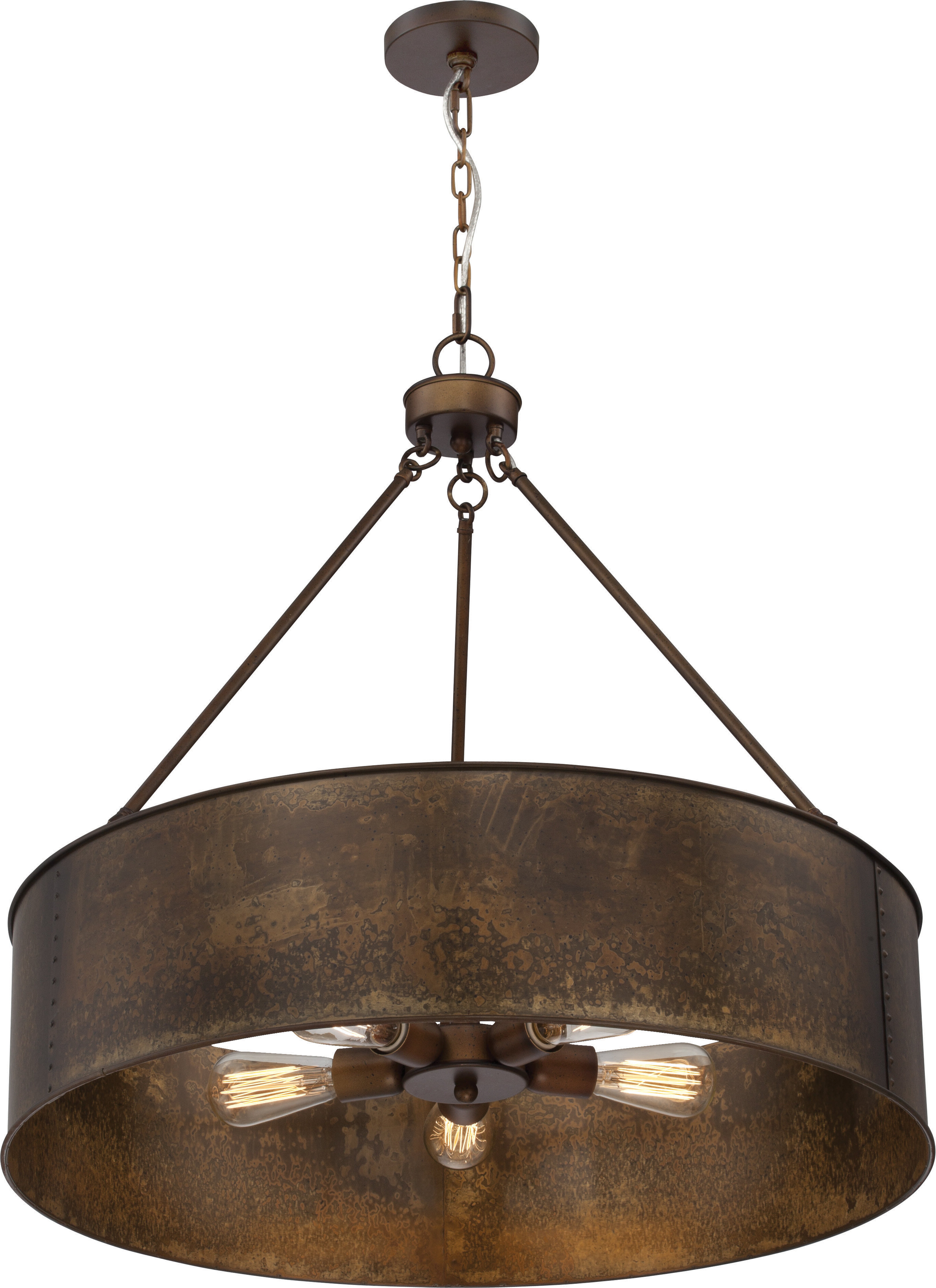 2020 Farmhouse & Rustic Trent Austin Design Chandeliers (Gallery 19 of 20)