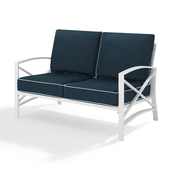 2020 Freitag Loveseat With Cushions Throughout Freitag Loveseats With Cushions (View 1 of 20)