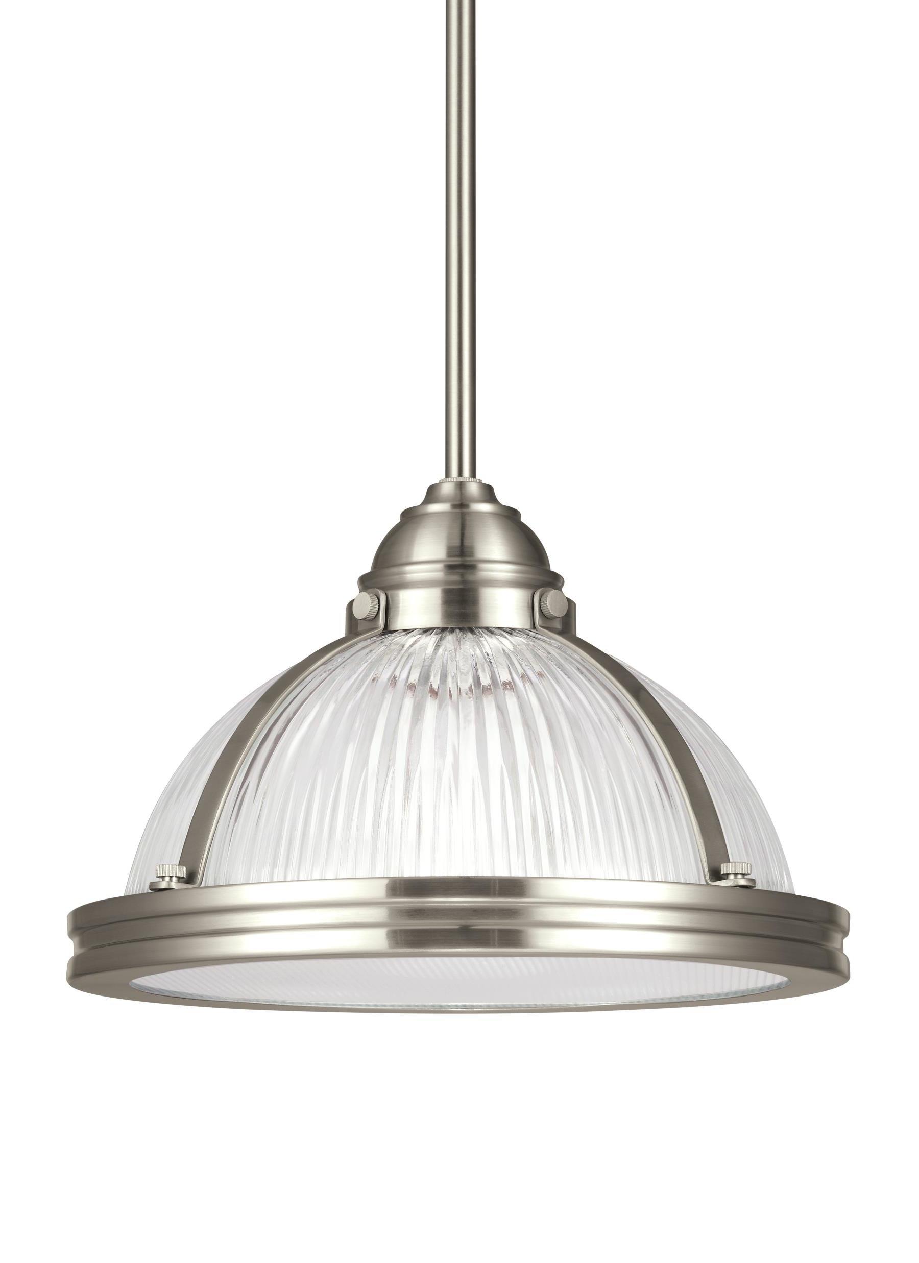 2020 Granville 2 Light Single Dome Pendants Intended For 1 Light Bowl Pendant (View 9 of 20)