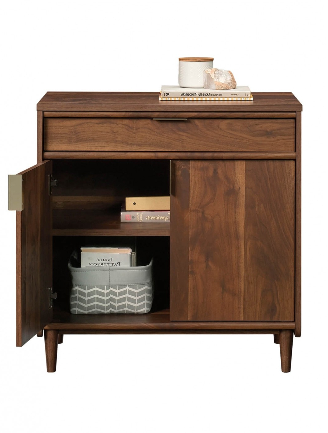 2020 Home Office Storage – Clifton Place Walnut Sideboard 5421115 Intended For Clifton Sideboards (Gallery 4 of 20)