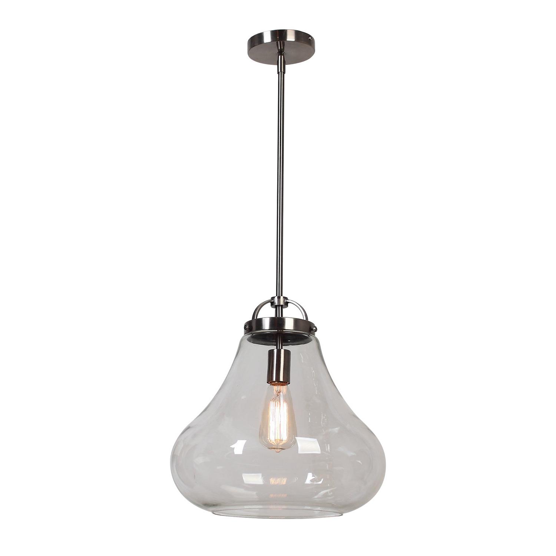2020 Kimsey 1 Light Teardrop Pendants Inside Weatherspoon 1 Light Schoolhouse Pendant (Gallery 9 of 20)