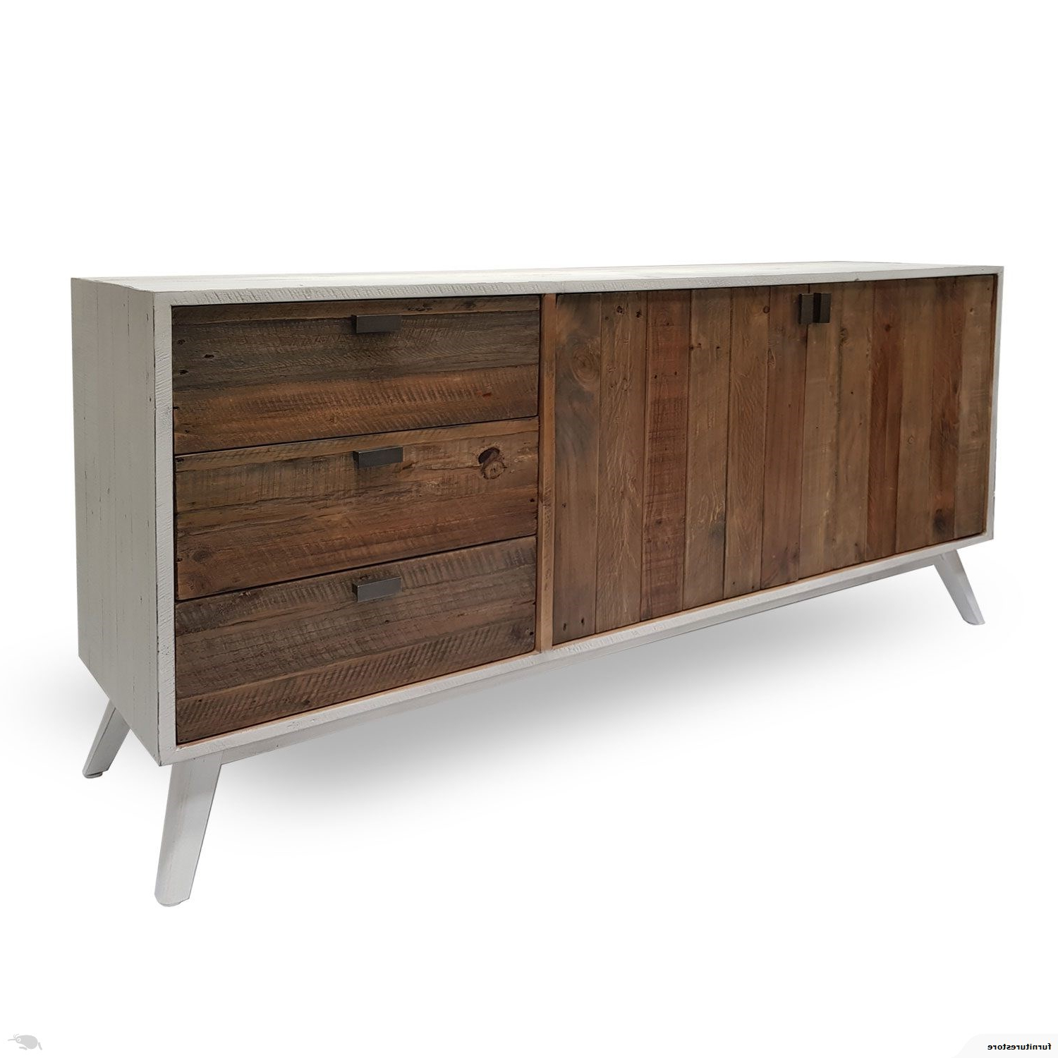 2020 North York Sideboards With Regard To Rustic Wooden Buffet Unit – Brooklyn Collection (Gallery 11 of 20)