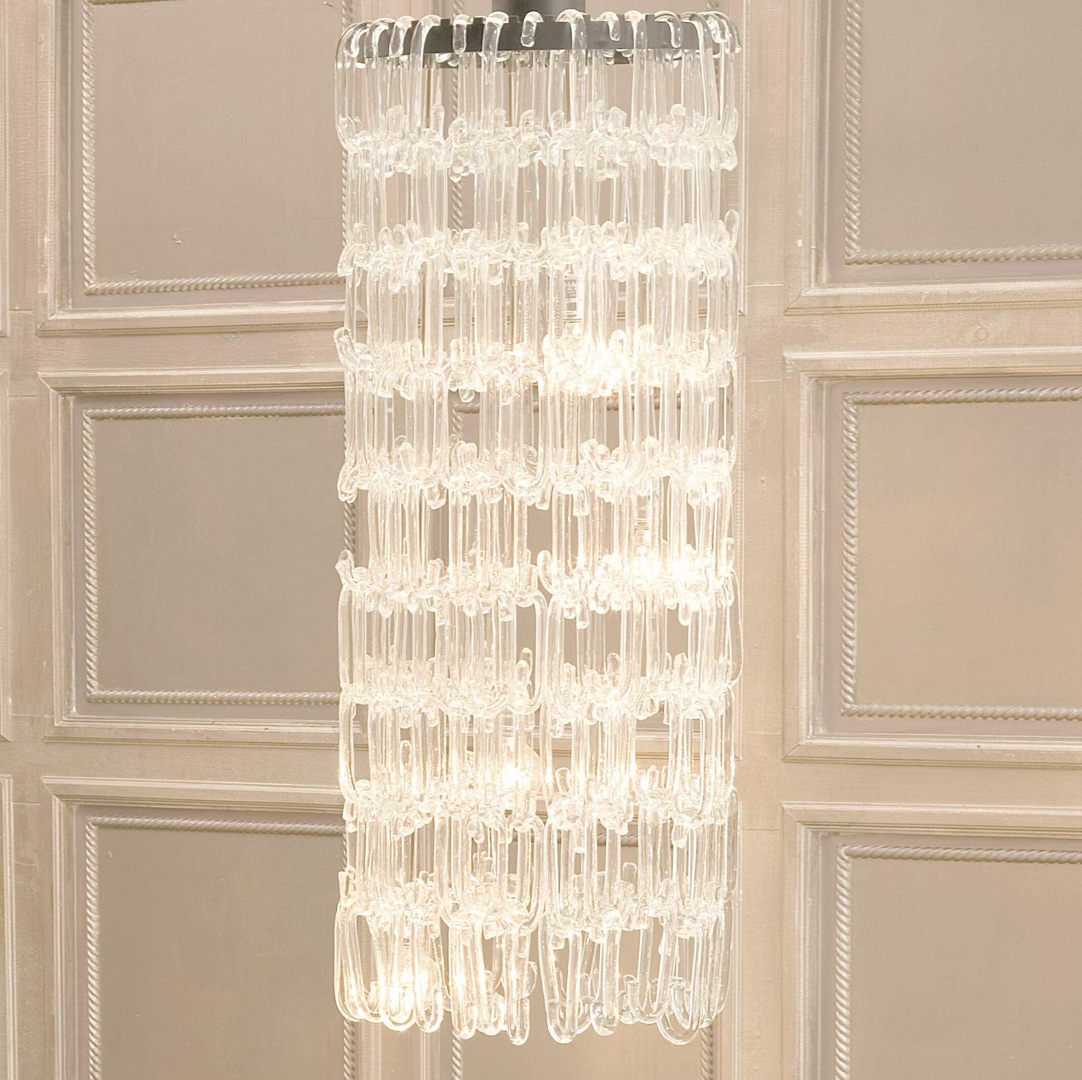 4 Light Chandelier For Best And Newest Rockland 4 Light Geometric Pendants (View 4 of 20)