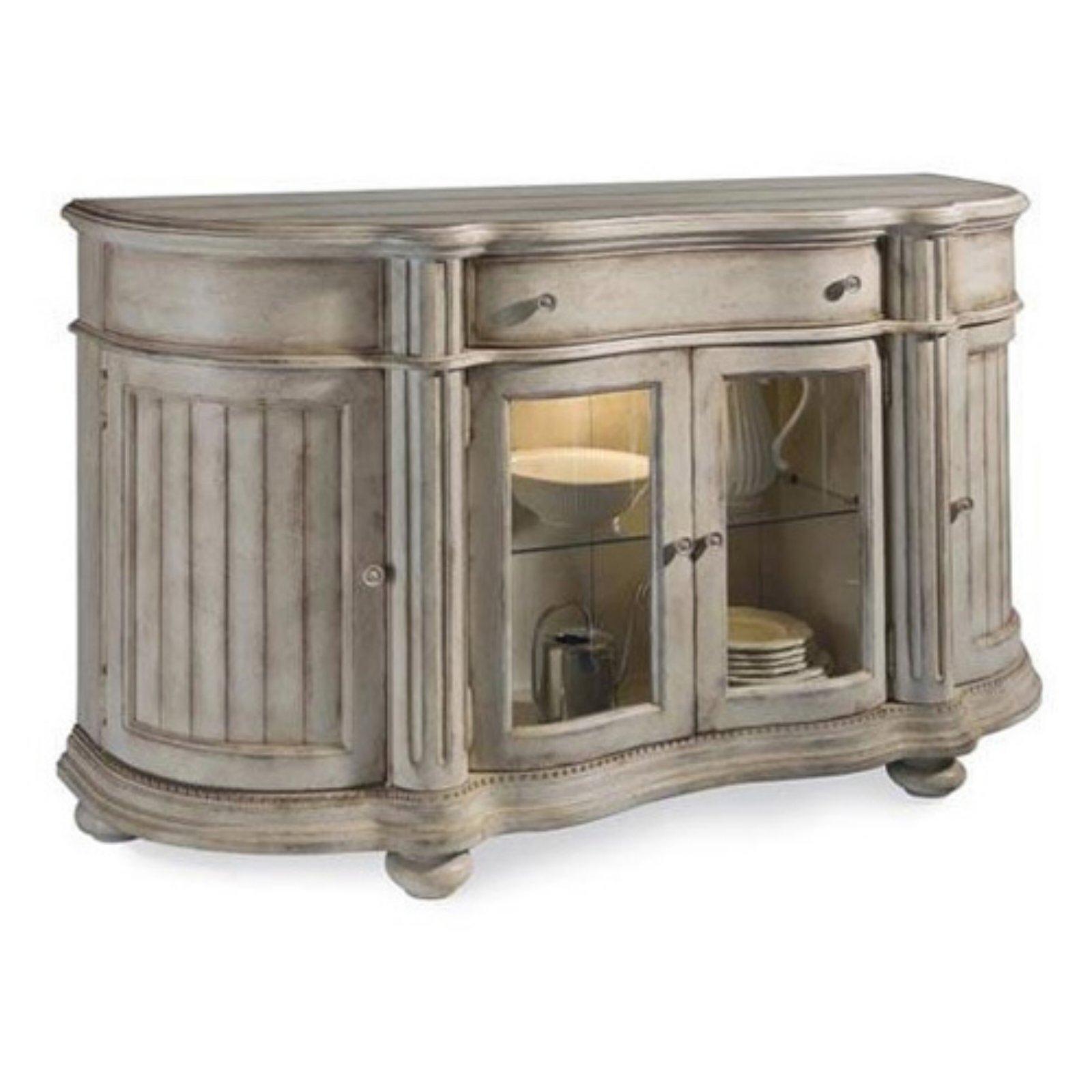A.r.t. Furniture Belmar Ii Sliding Door Sideboard – Antique With Most Popular Rutledge Sideboards (Gallery 15 of 20)