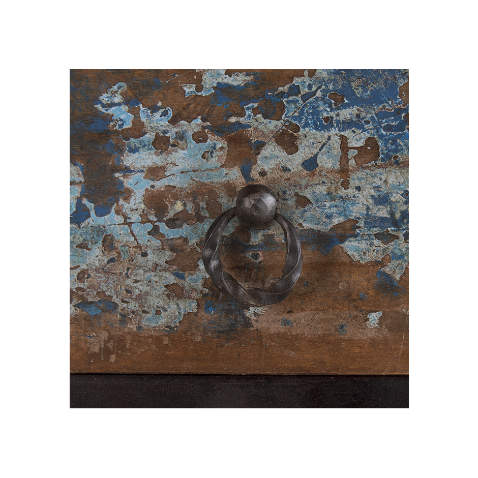 """Abhinav Credenzas Intended For Recent Sideboard In Recycled Wood """"periya"""" Small (View 7 of 20)"""
