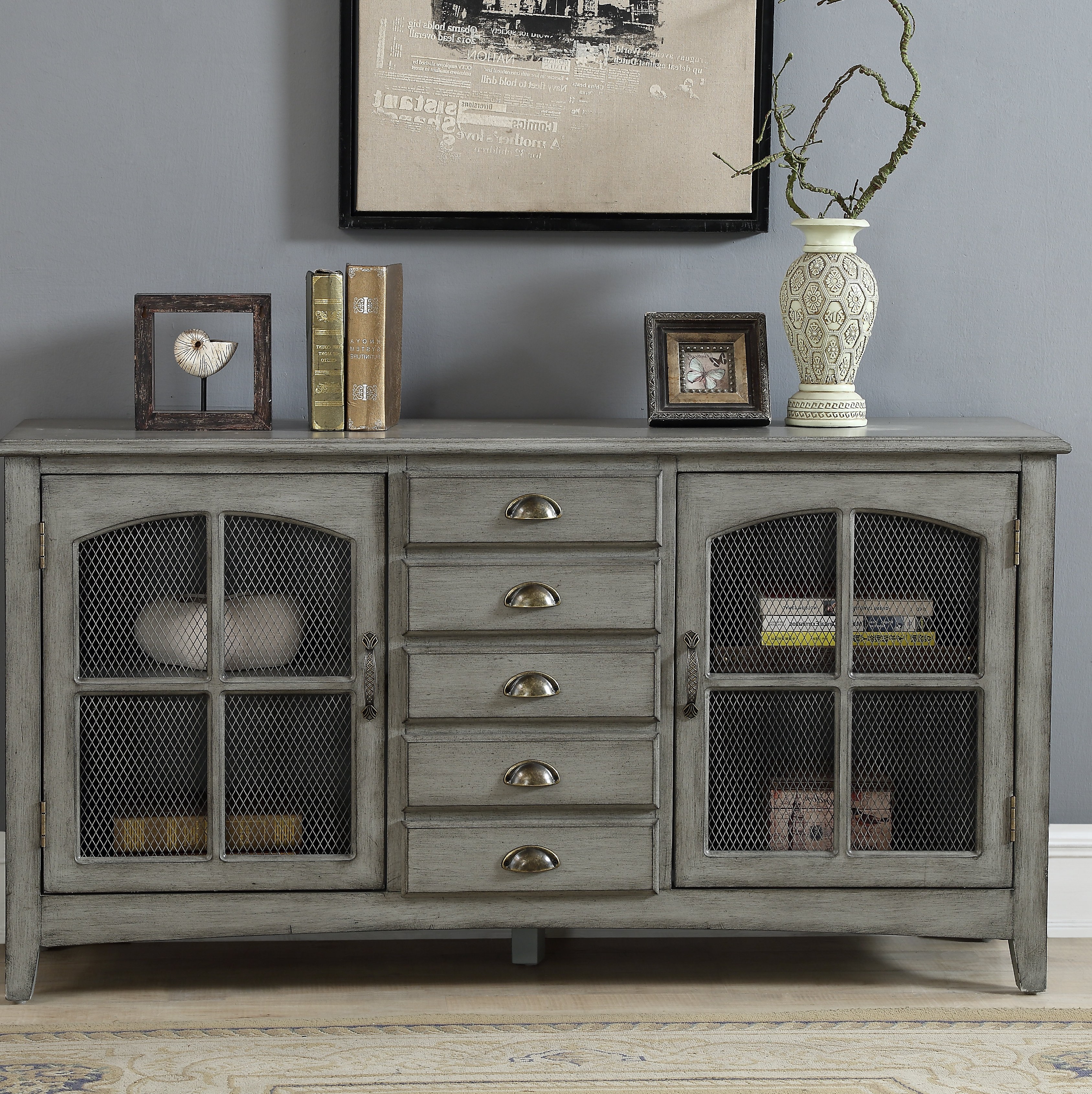Adelbert Credenzas Within Most Recently Released Winthrop Credenza (View 5 of 20)