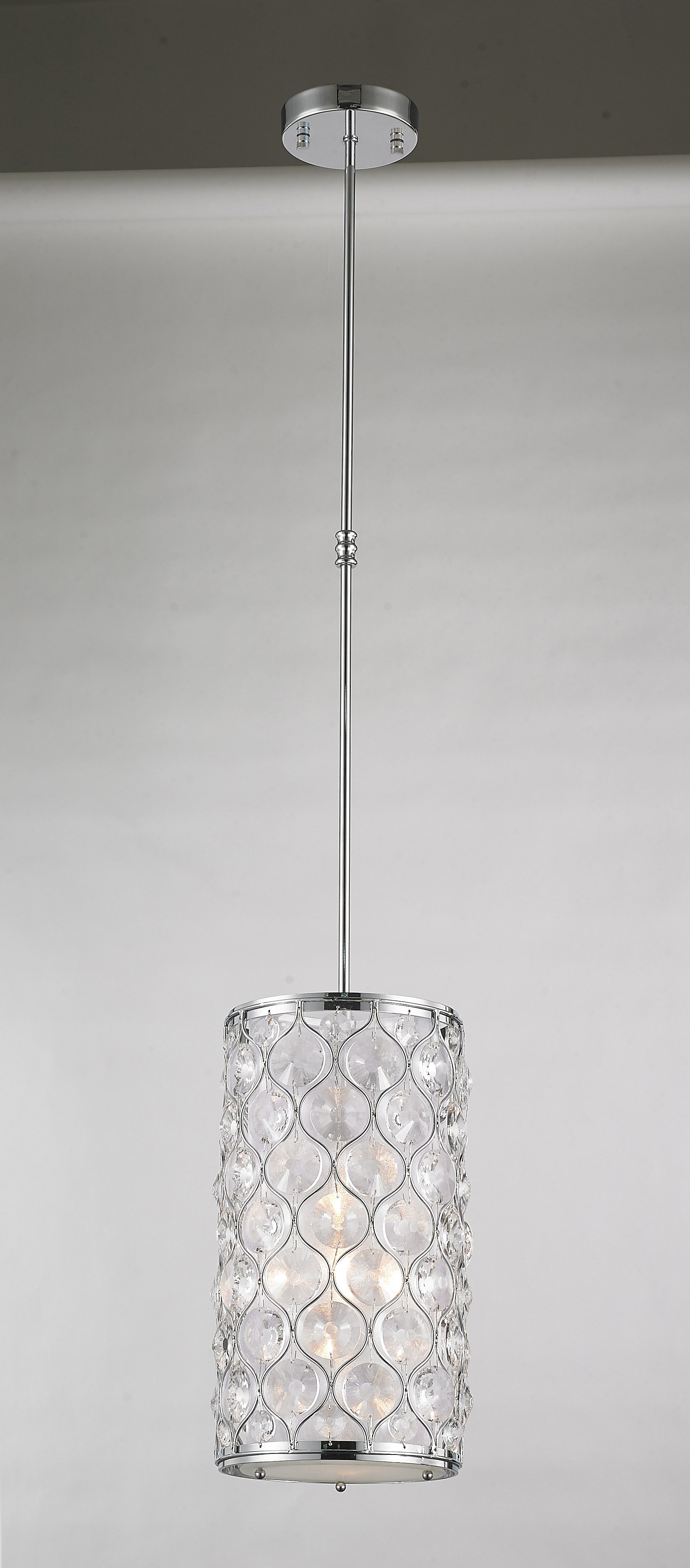 Adonis 1 Light Single Cylinder Pendant Inside Newest Hurst 1 Light Single Cylinder Pendants (View 2 of 20)