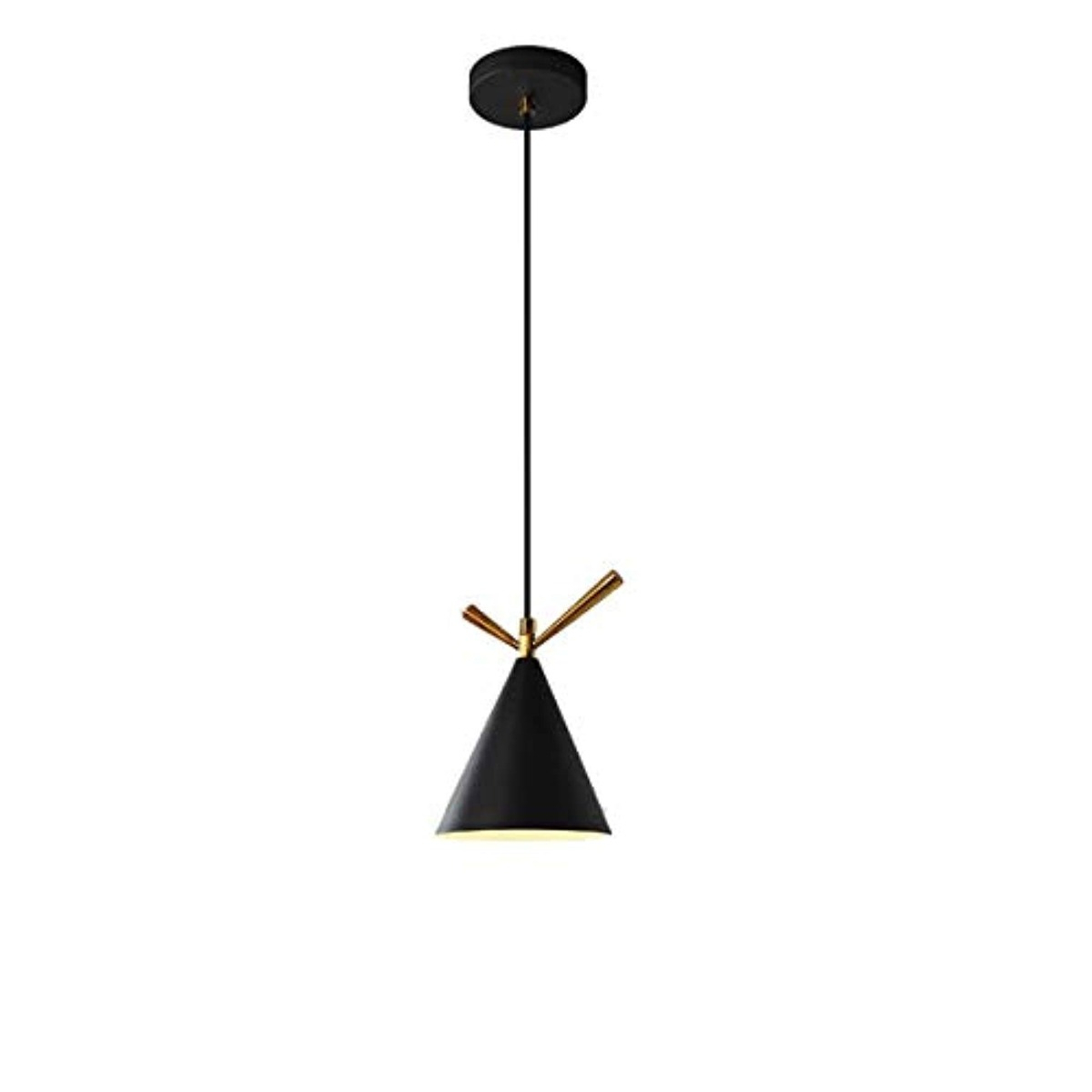 Aero Snail Vintage Black Metal Antiguo Sputnik With 2020 Guro 1 Light Cone Pendants (Gallery 17 of 20)