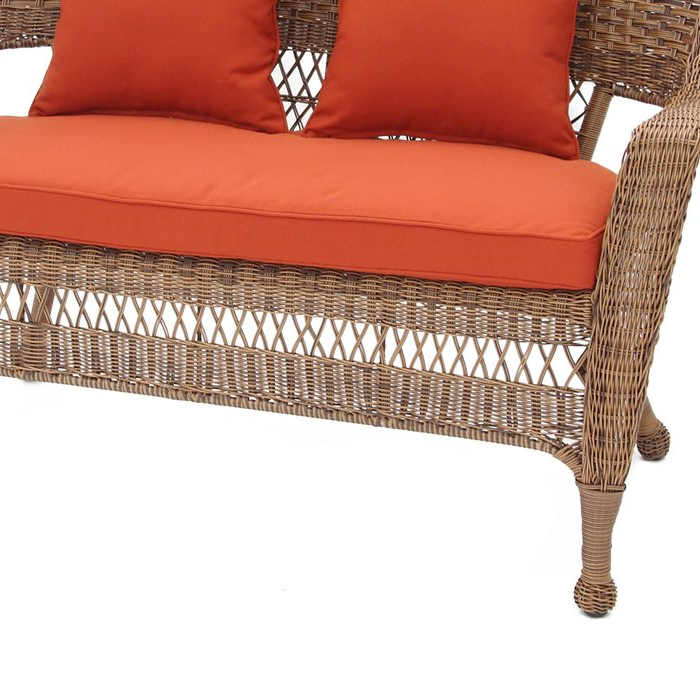 Alburg Loveseats With Cushions In Best And Newest Alburg Loveseat With Cushions (Gallery 2 of 20)