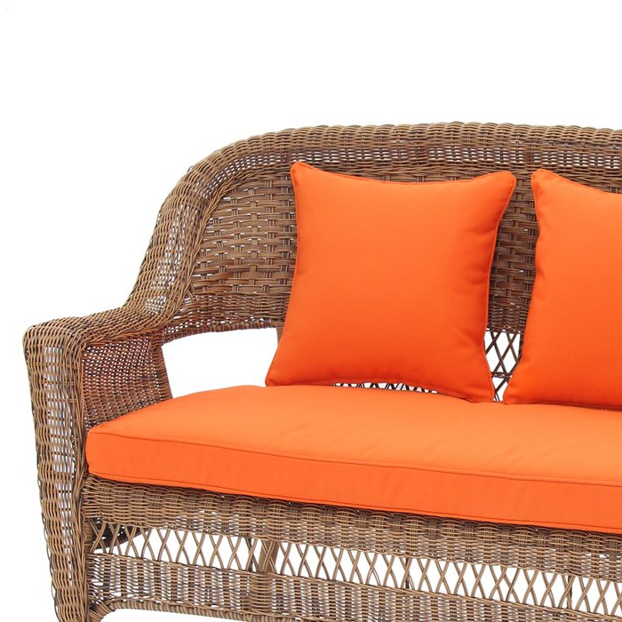 Alburg Loveseats With Cushions With Recent Alburg Loveseat With Cushions (View 6 of 20)