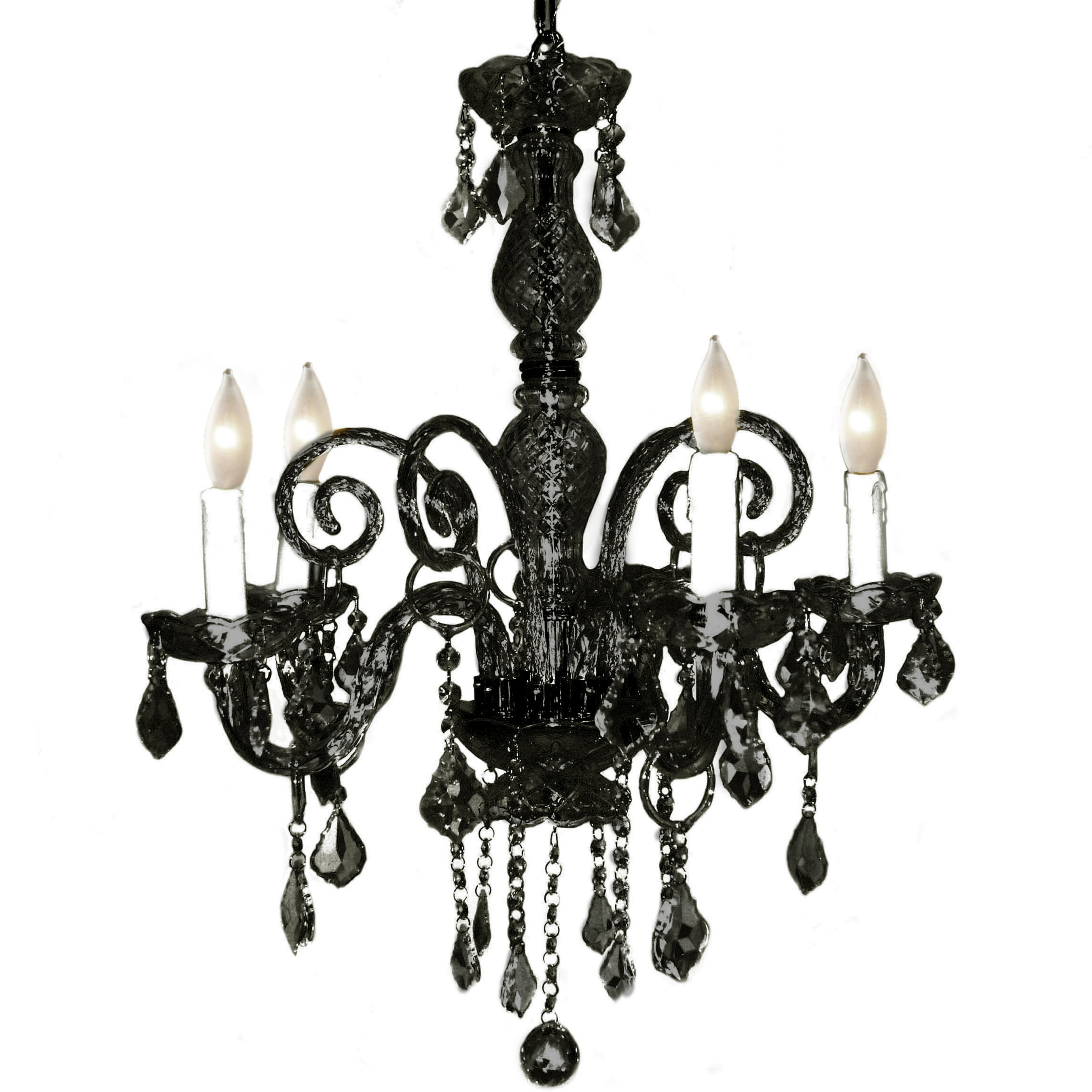 Aldora 4 Light Candle Style Chandeliers Throughout Latest Krystal 5 Light Candle Style Chandelier (View 13 of 20)