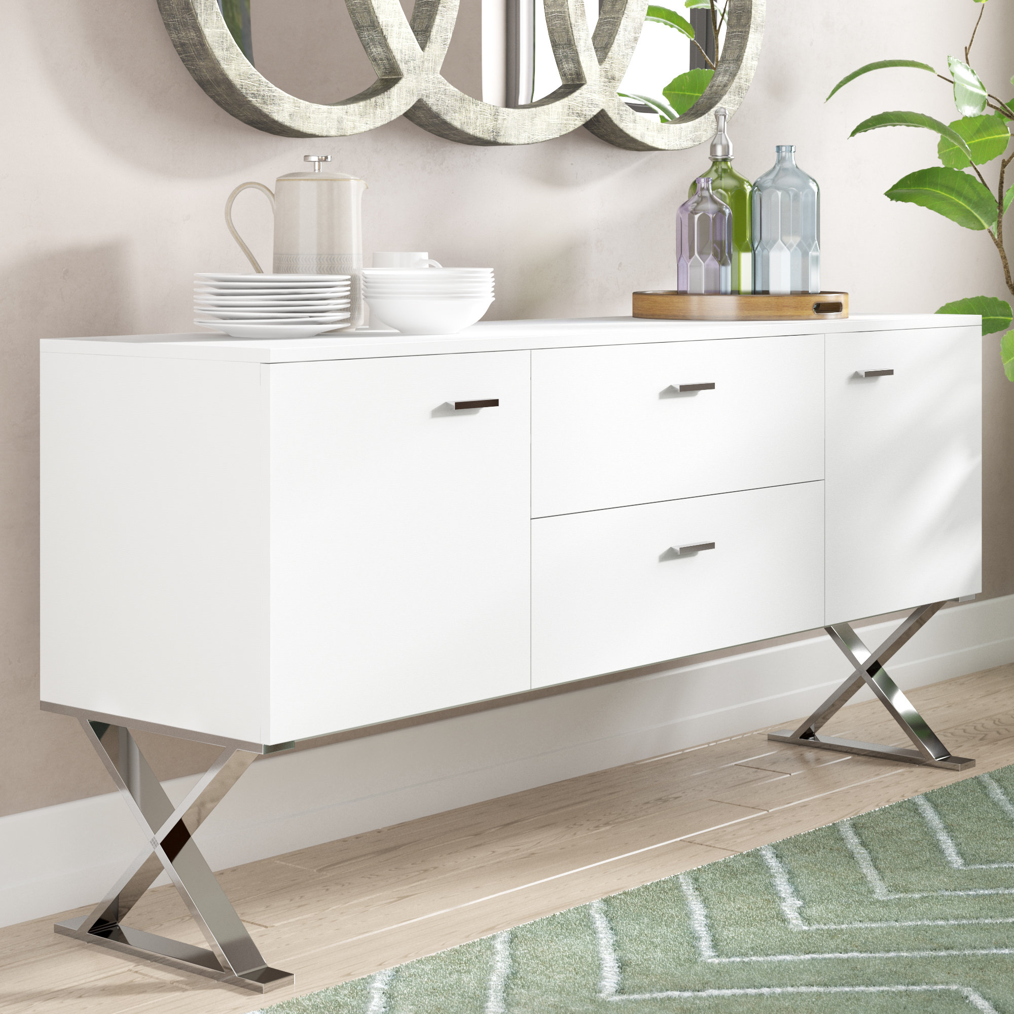 Alexa Buffet With Regard To Most Popular Emiliano Sideboards (View 1 of 20)