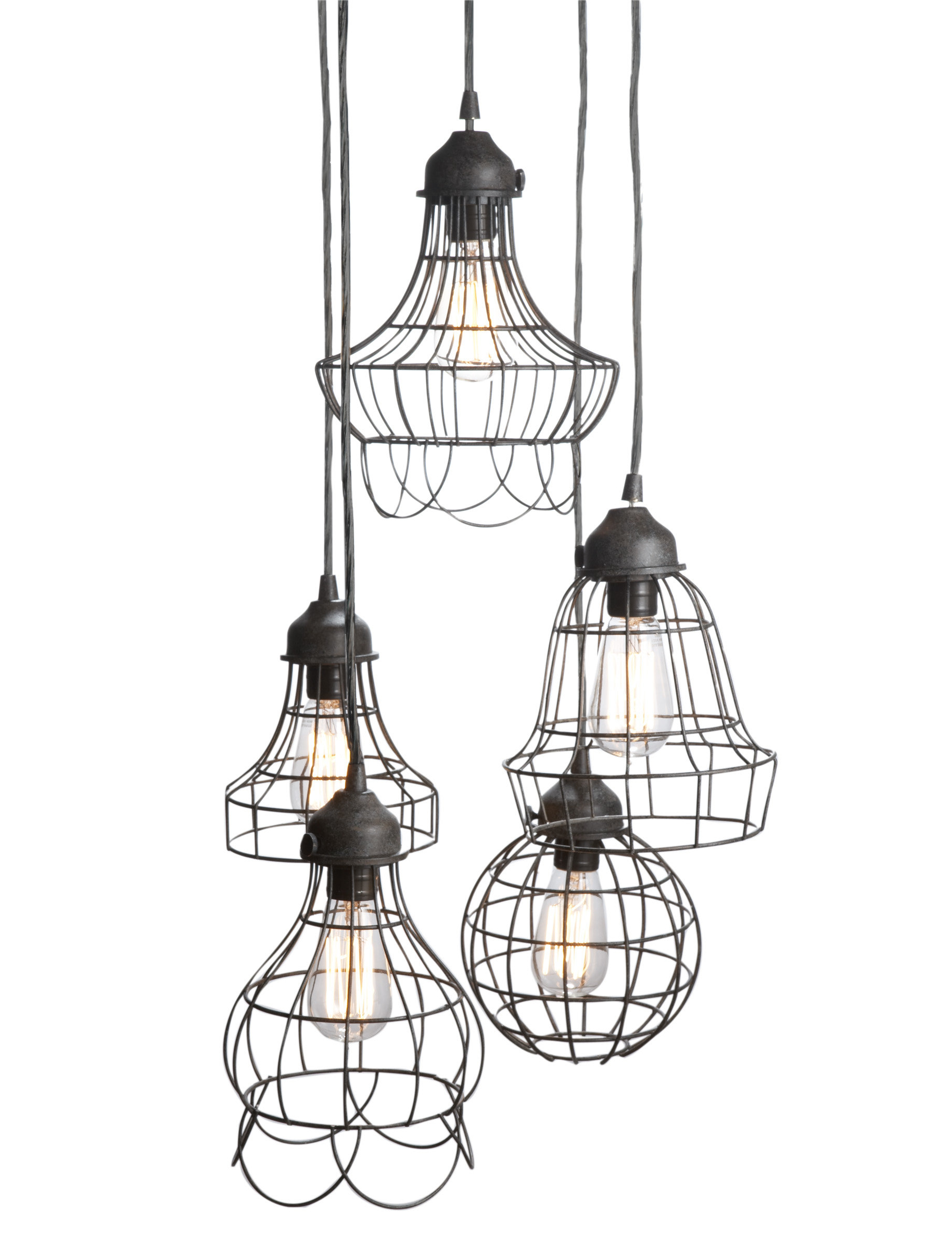 Allmodern In Bryker 1 Light Single Bulb Pendants (Gallery 19 of 20)