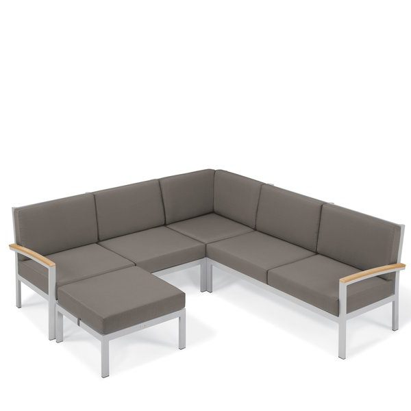 Allmodern Pertaining To Madison Avenue Patio Sectionals With Sunbrella Cushions (Gallery 4 of 20)