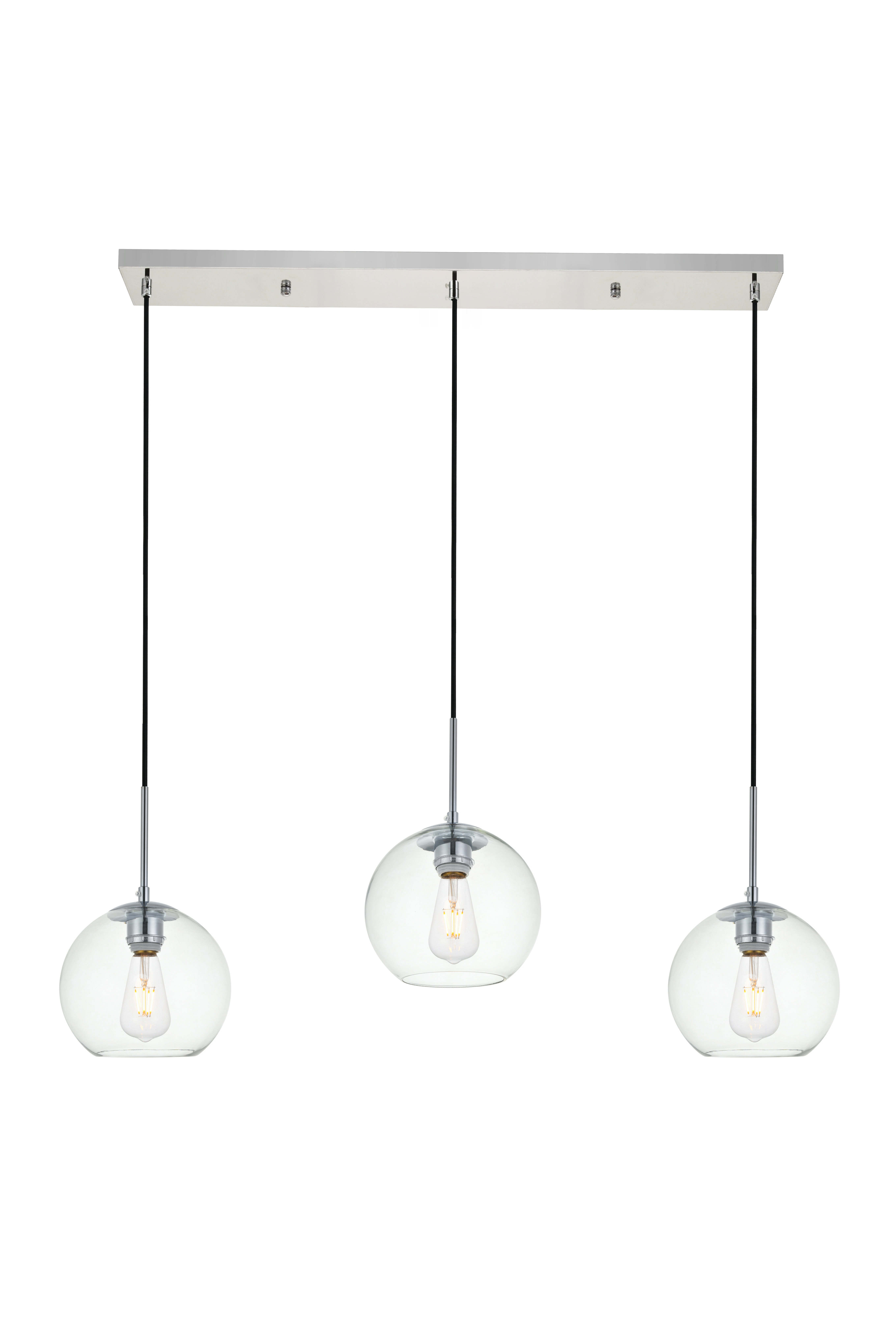Allmodern With Berenice 3 Light Cluster Teardrop Pendants (View 20 of 20)