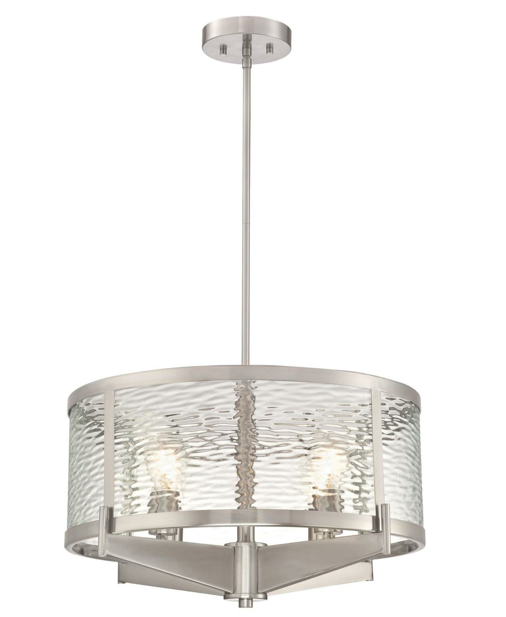 Altnahinch 4 Light Drum Chandelier In Popular Jill 4 Light Drum Chandeliers (Gallery 4 of 20)
