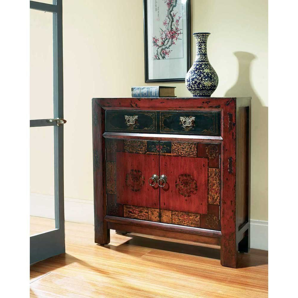 Amazon – Hooker Furniture Seven Seas Asian Two Door For Newest Seven Seas Asian Sideboards (Gallery 4 of 20)